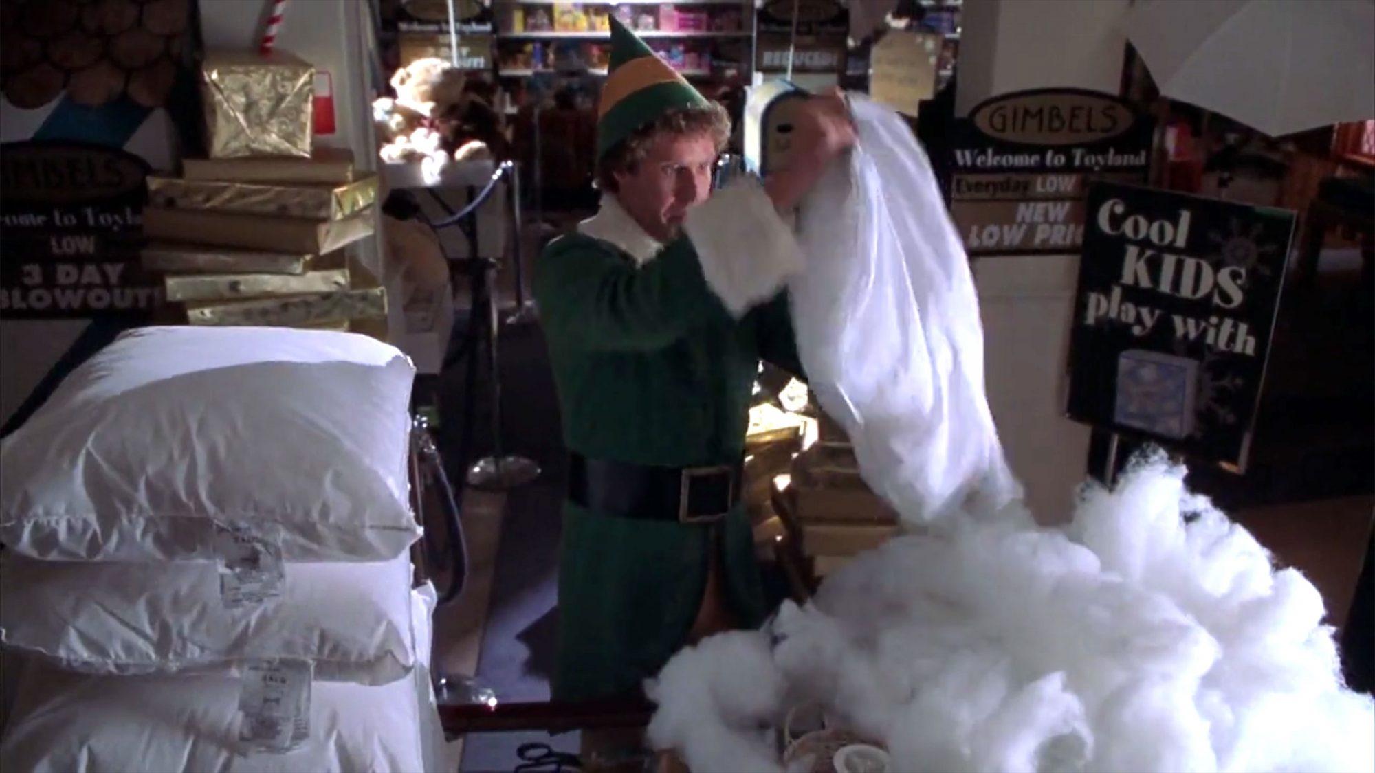 ELF, Will Ferrell, 2003 (screen grab)CR: New Line Cinema