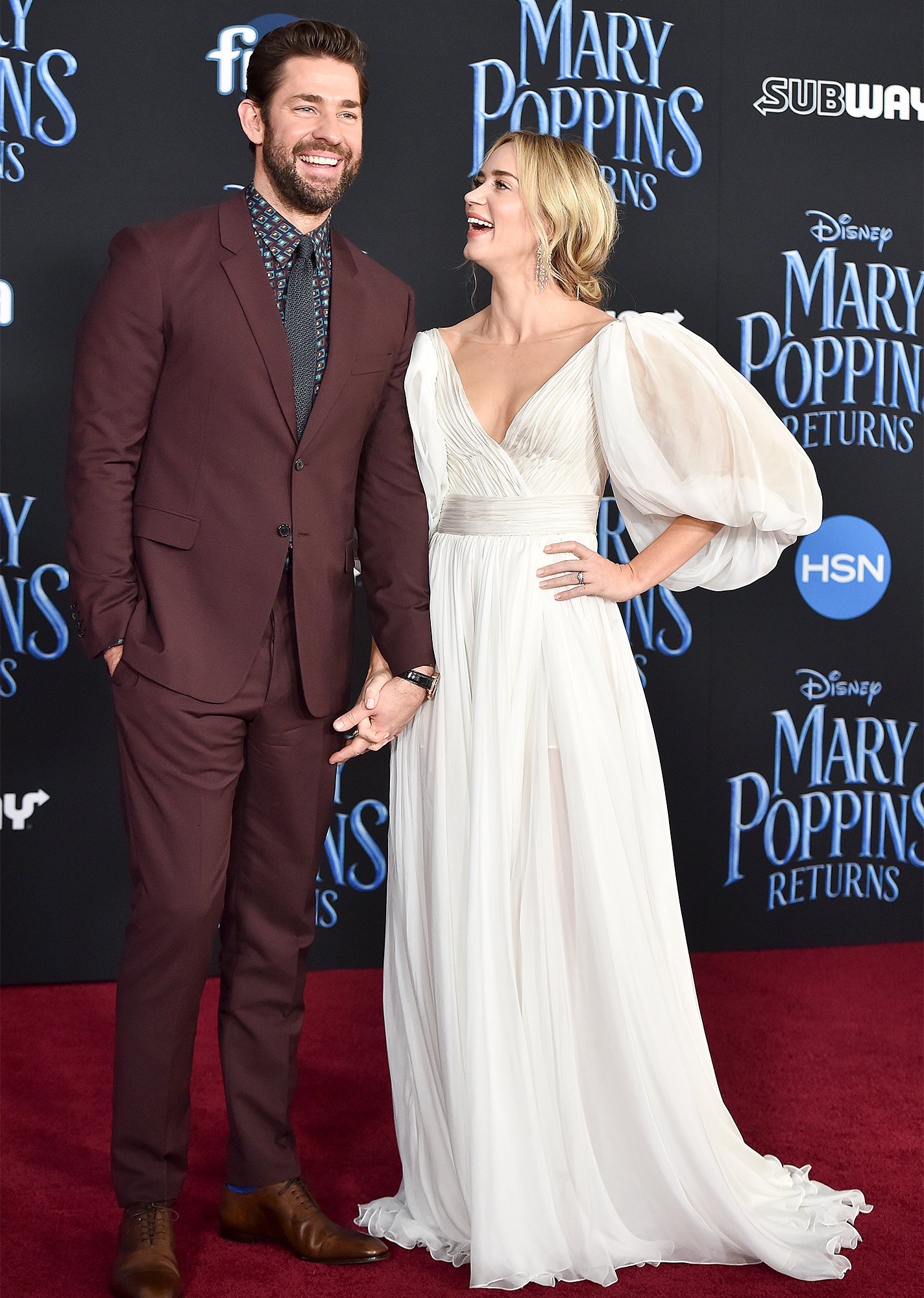 "Premiere Of Disney's ""Mary Poppins Returns"" - Arrivals"