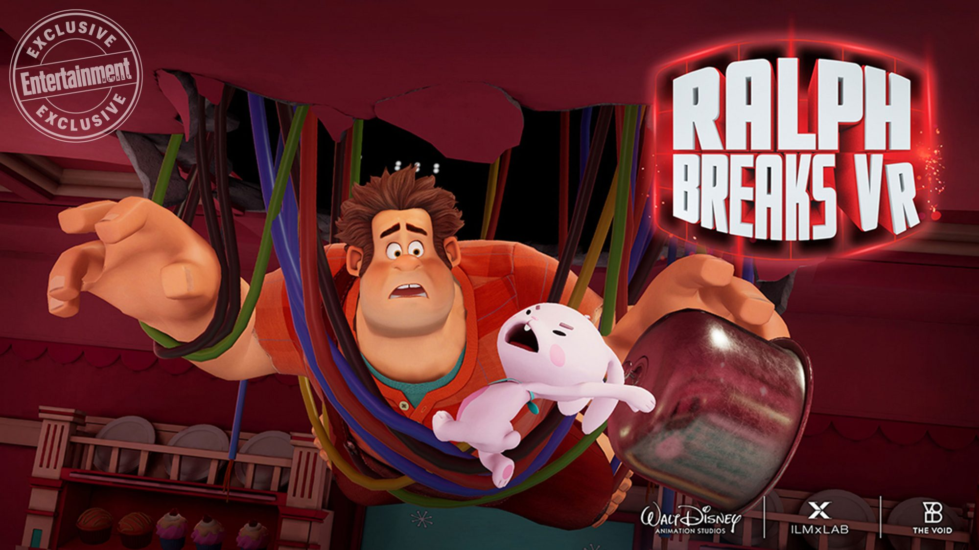 Ralph Breaks VRCR: Disney/VOID/ILMxLAB