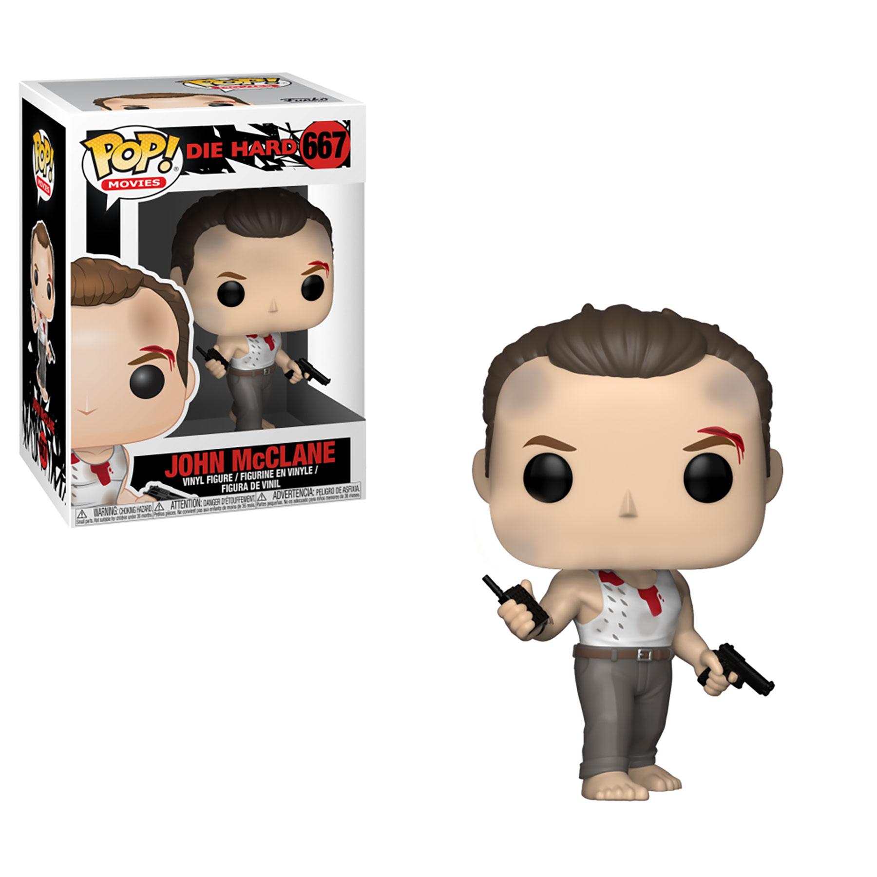 Die Hard giftsFunko -- Die Hard (John McClane)