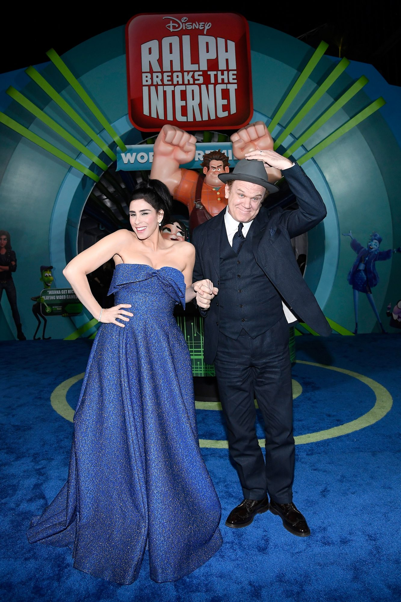 "Premiere Of Disney's ""Ralph Breaks The Internet"" - Red Carpet"