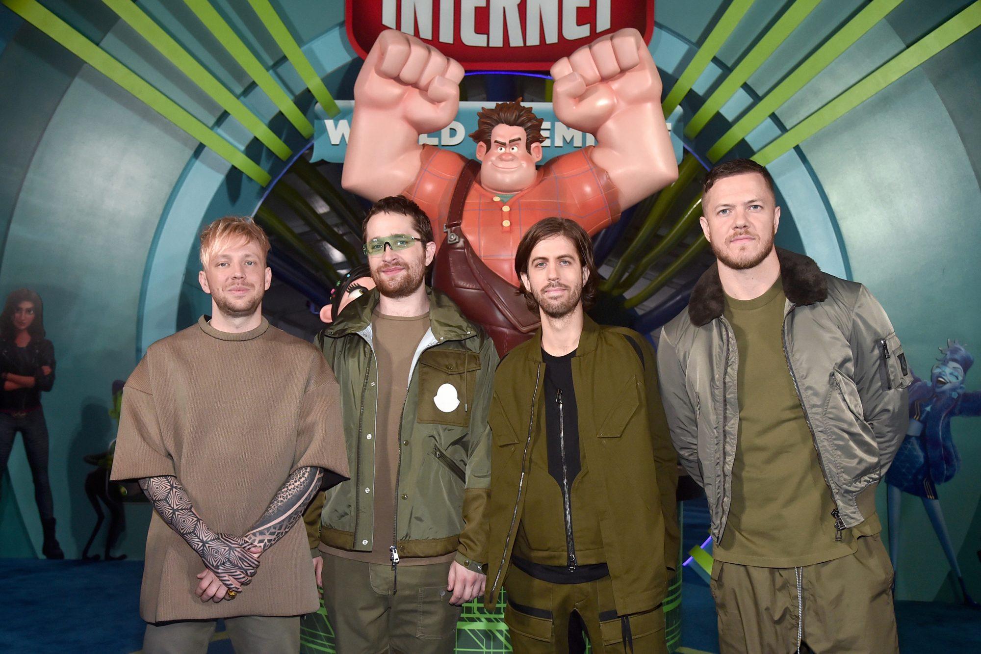 """Ralph Breaks The Internet"" World Premiere"