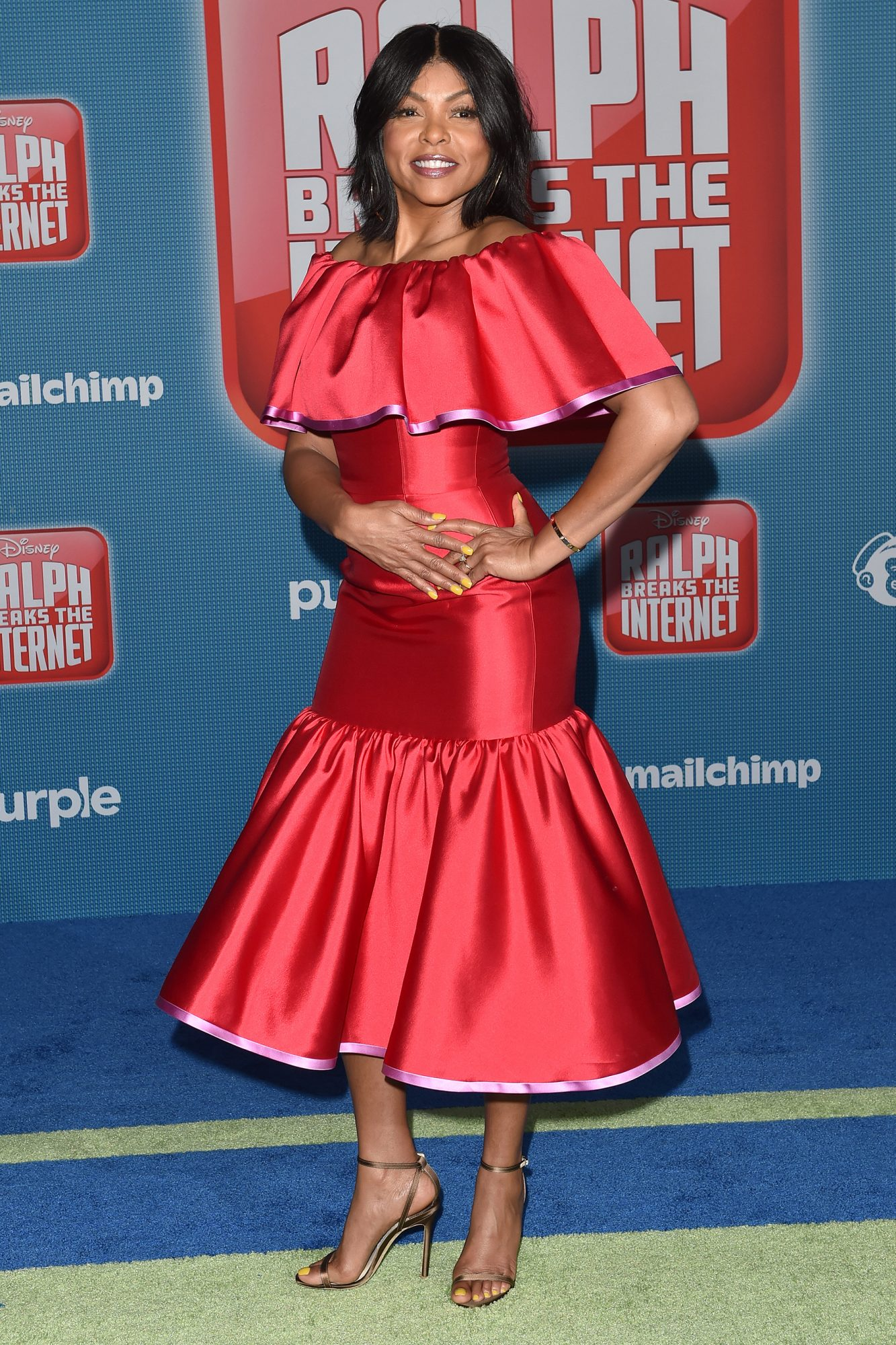 "Premiere Of Disney's ""Ralph Breaks The Internet"" - Arrivals"