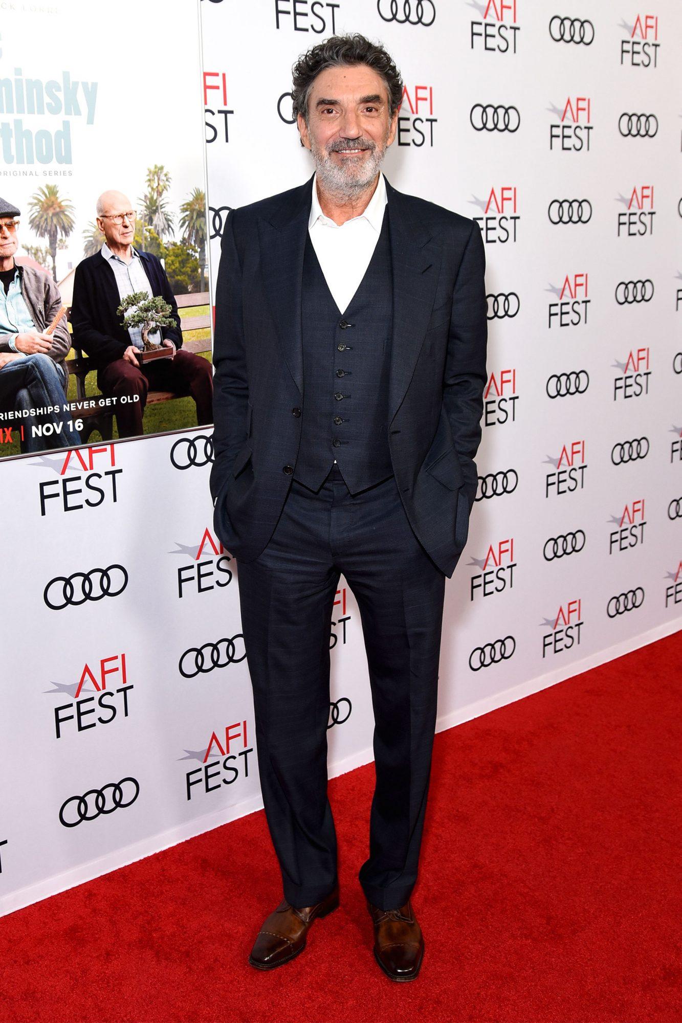 "AFI FEST 2018 Presented By Audi - Gala Screening Of ""The Kominsky Method"" - Red Carpet"