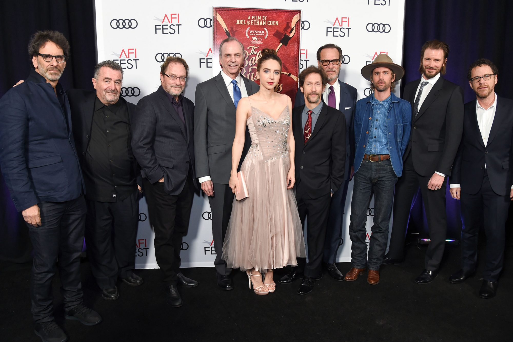 """AFI FEST 2018 - Gala Screening Of """"The Ballad Of Buster Scruggs"""""""