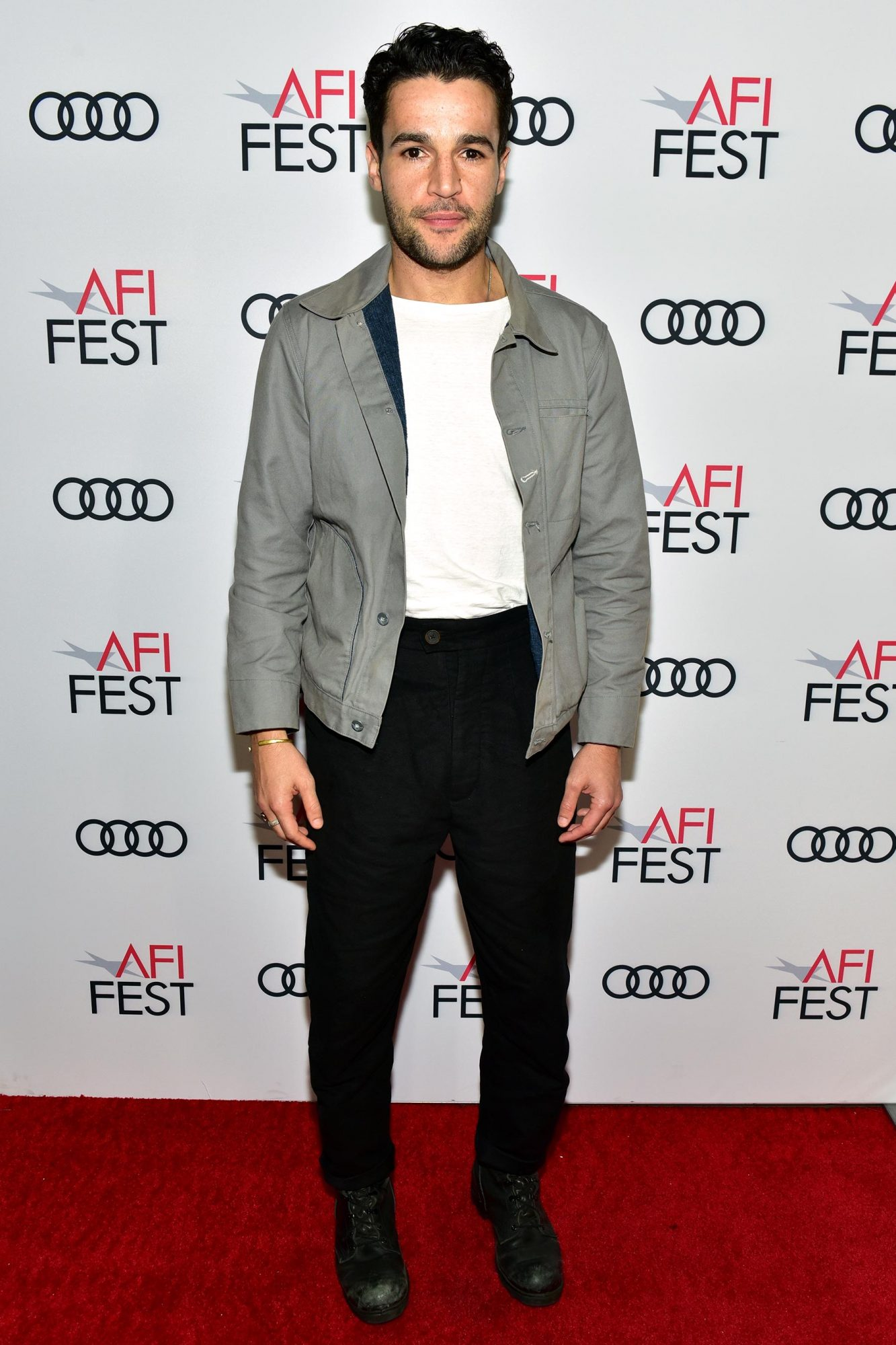 AFI FEST 2018 Presented By Audi - Fest Filmmaker Photo Call