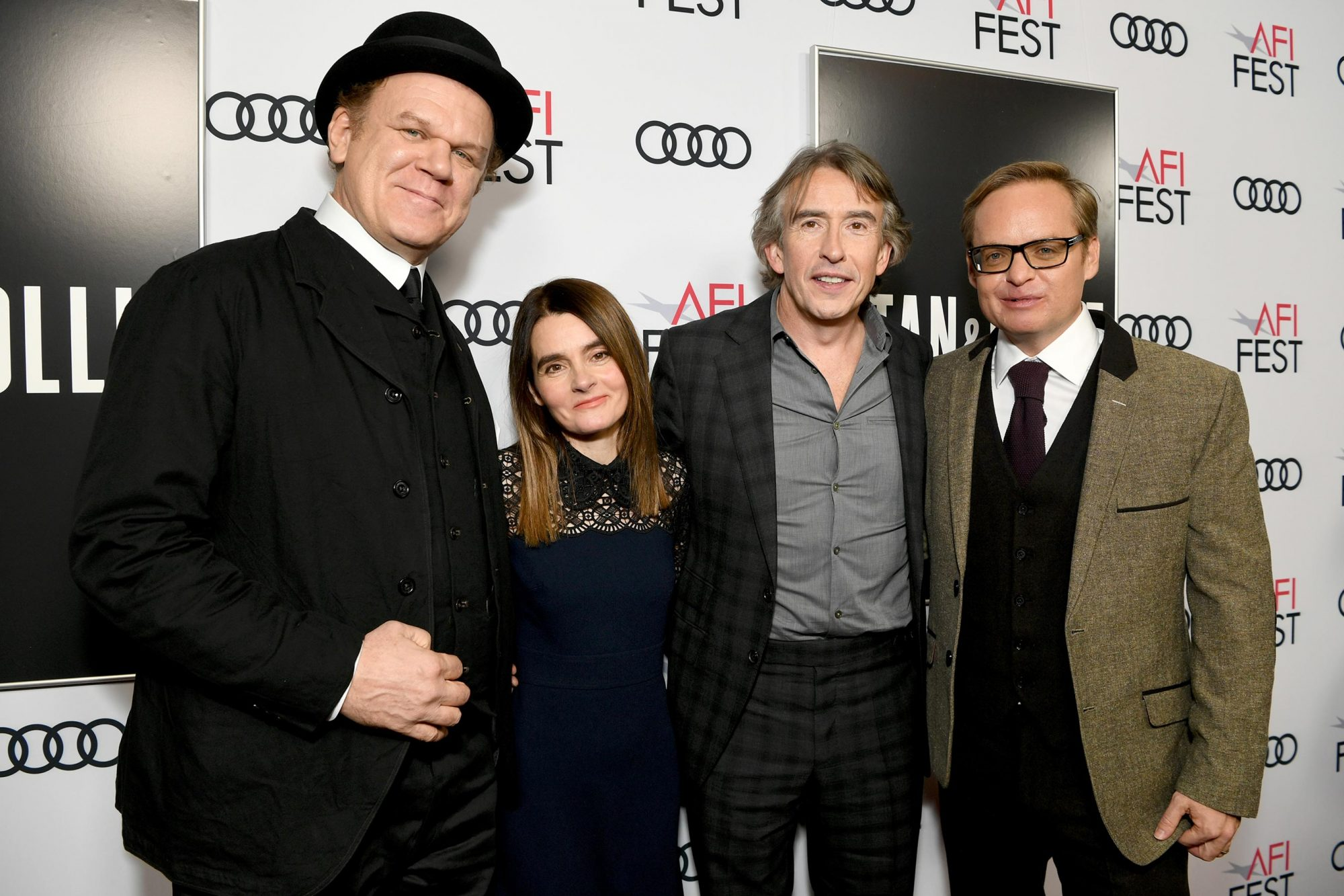 "AFI FEST 2018 Presented By Audi - Screening Of ""Stan & Ollie"" - Red Carpet"