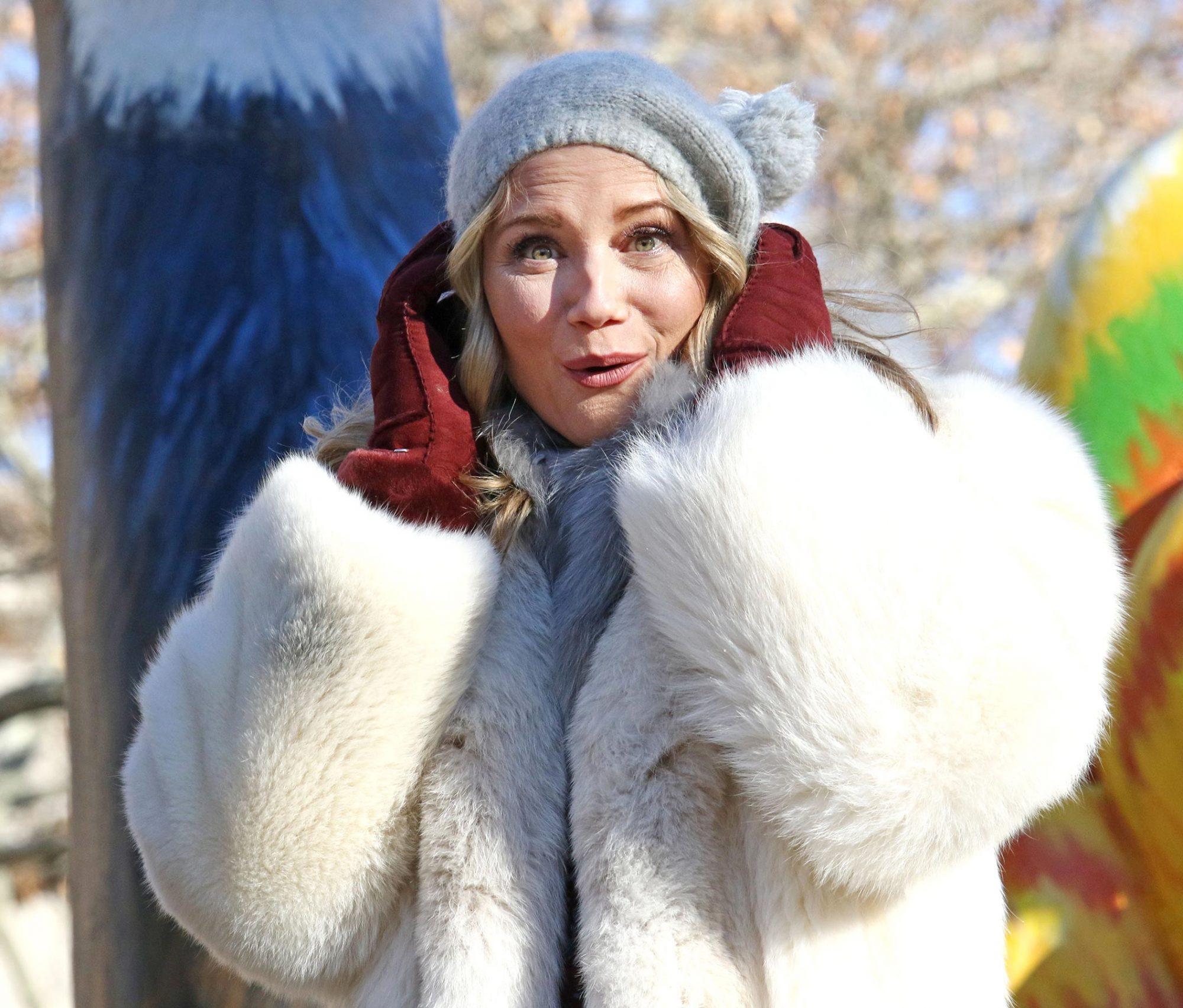 Celebrity Sightings in New York City - November 22, 2018