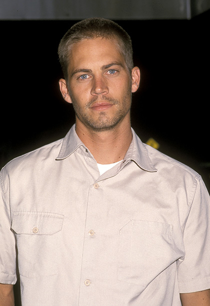 Paul Walker at the Joy Ride New York City Premiere on October 3, 2001