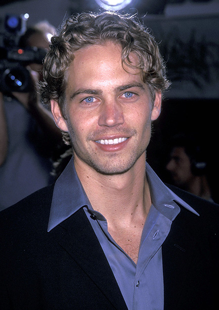 Paul Walker at The Fast and the Furious Westwood Premiere on June 18, 2001