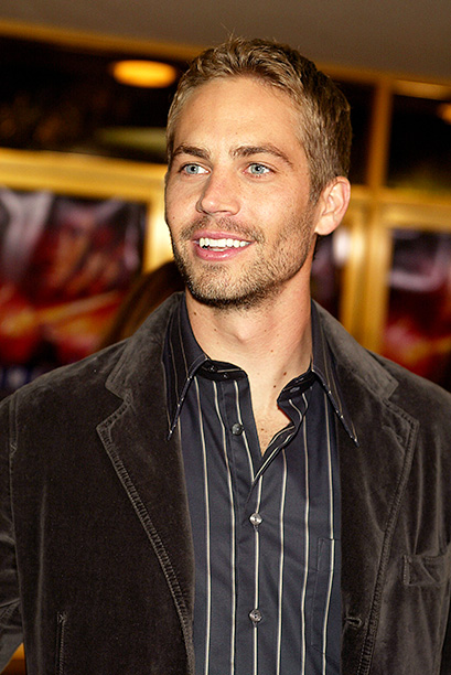 Paul Walker at the Premiere of Timeline in Los Angeles on November 19, 2003