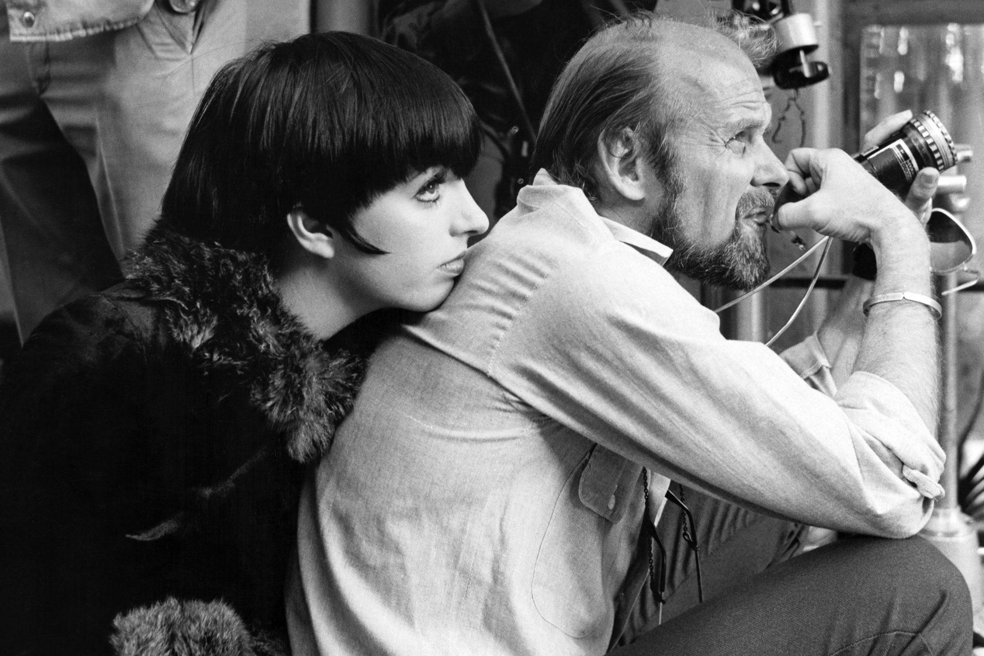 Liza Minnelli with Bob Fosse