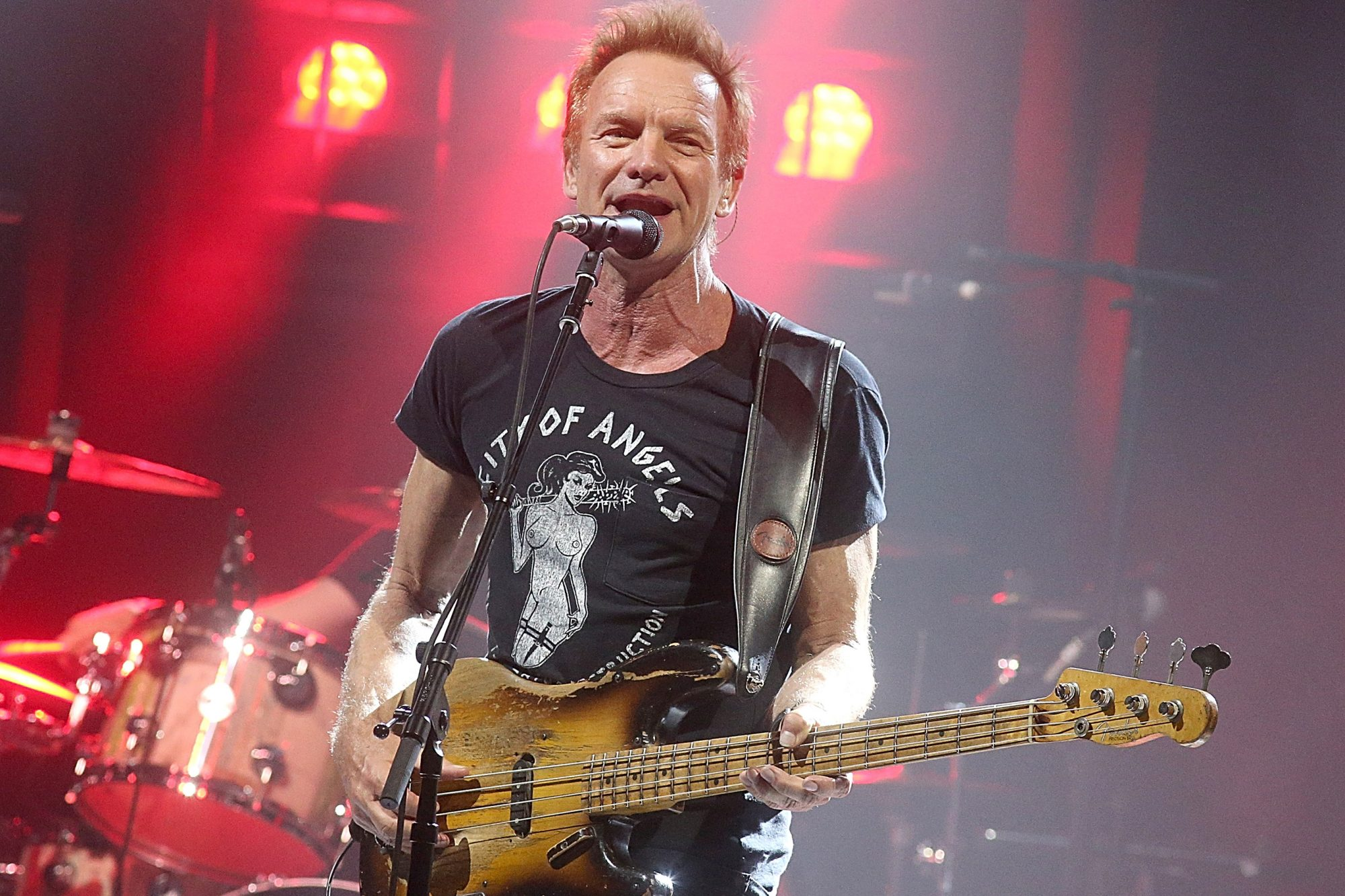 Sting Performs At ACL Live