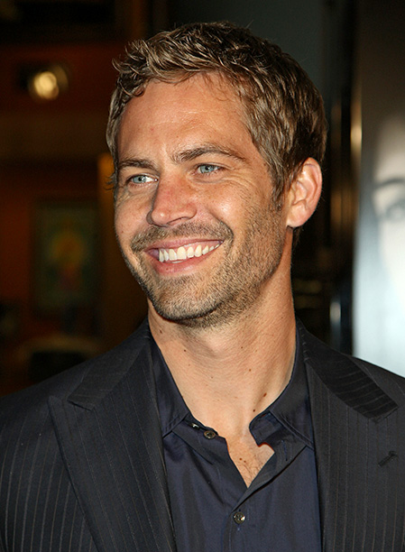 Paul Walker at the Los Angeles Premiere of Fast & Furious on March 12, 2009