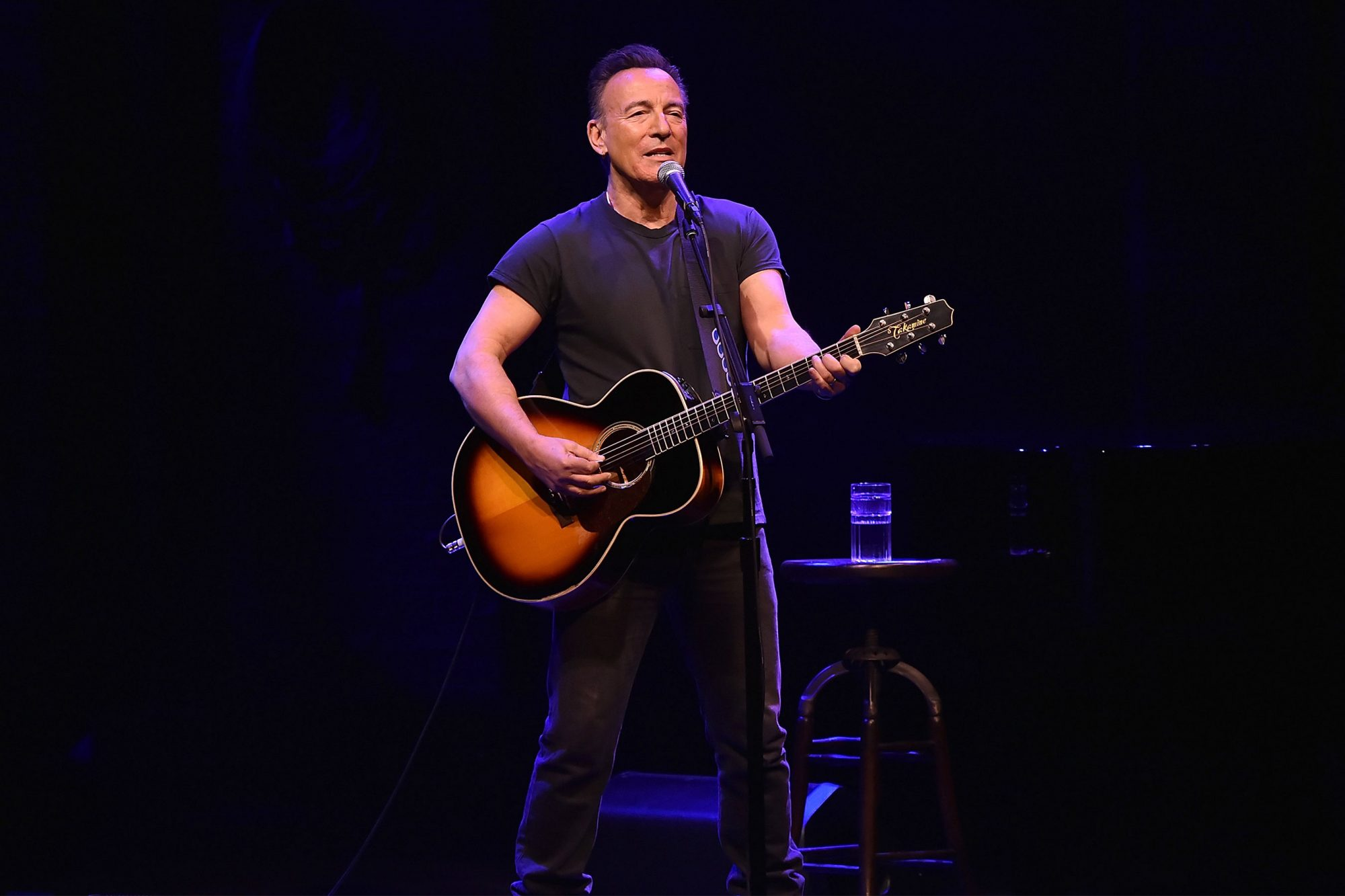 "SiriusXM's E Street Radio Channel Presents A Special Evening Of ""Springsteen On Broadway"""