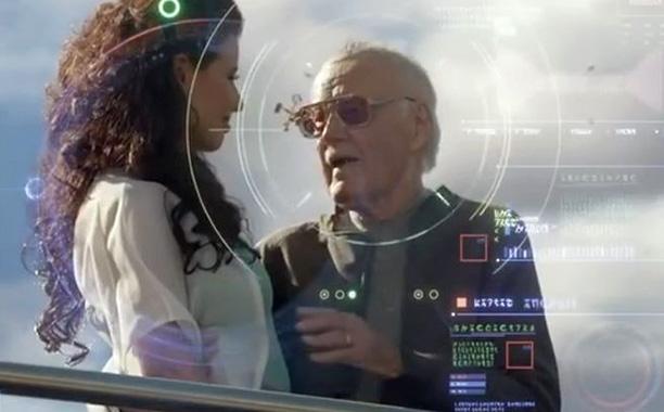 Xandarian Ladies' Man in Guardians of the Galaxy (2014)