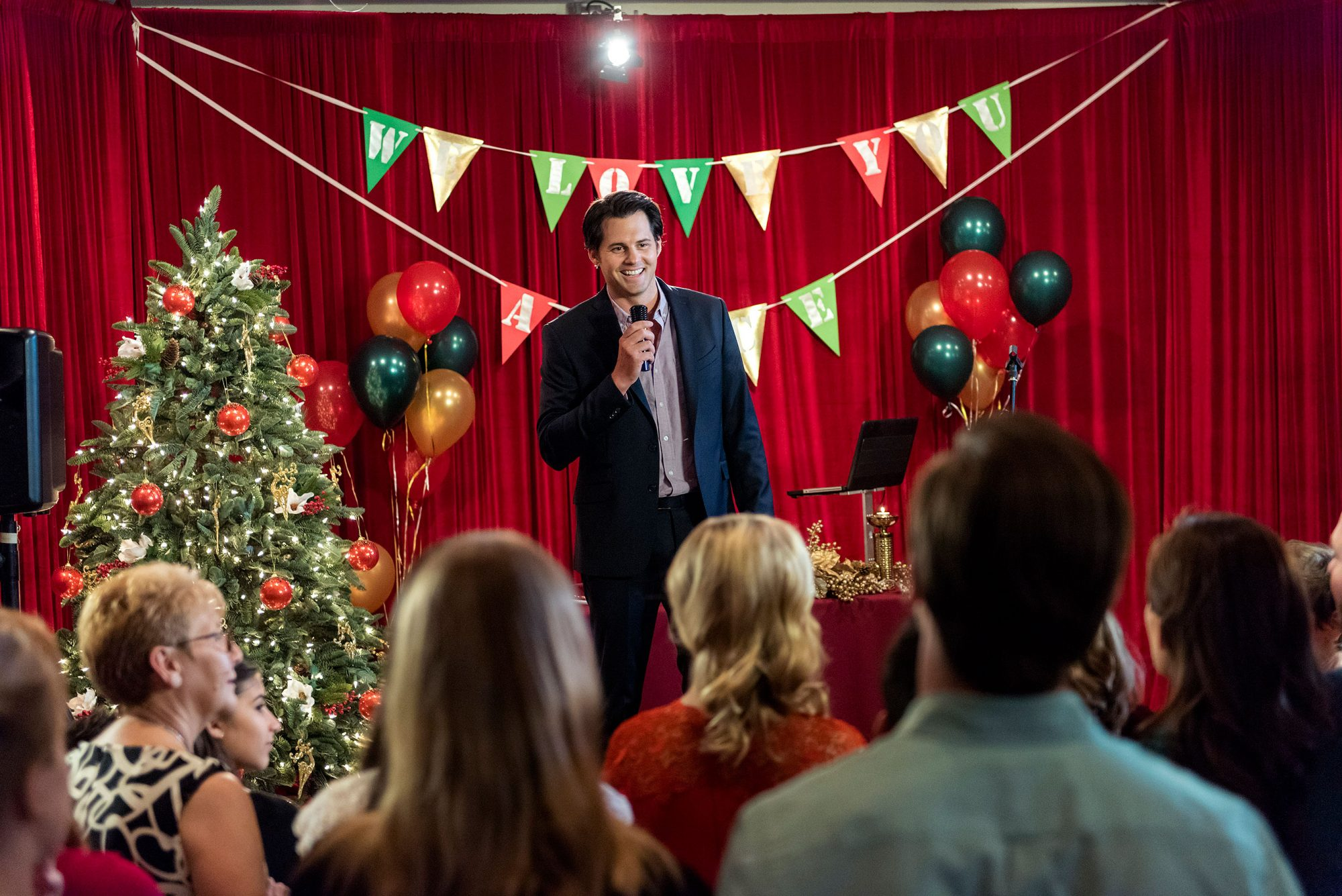 Small Town Christmas (Dec. 22, 9 p.m. ET/PT, Hallmark Movies & Mysteries)