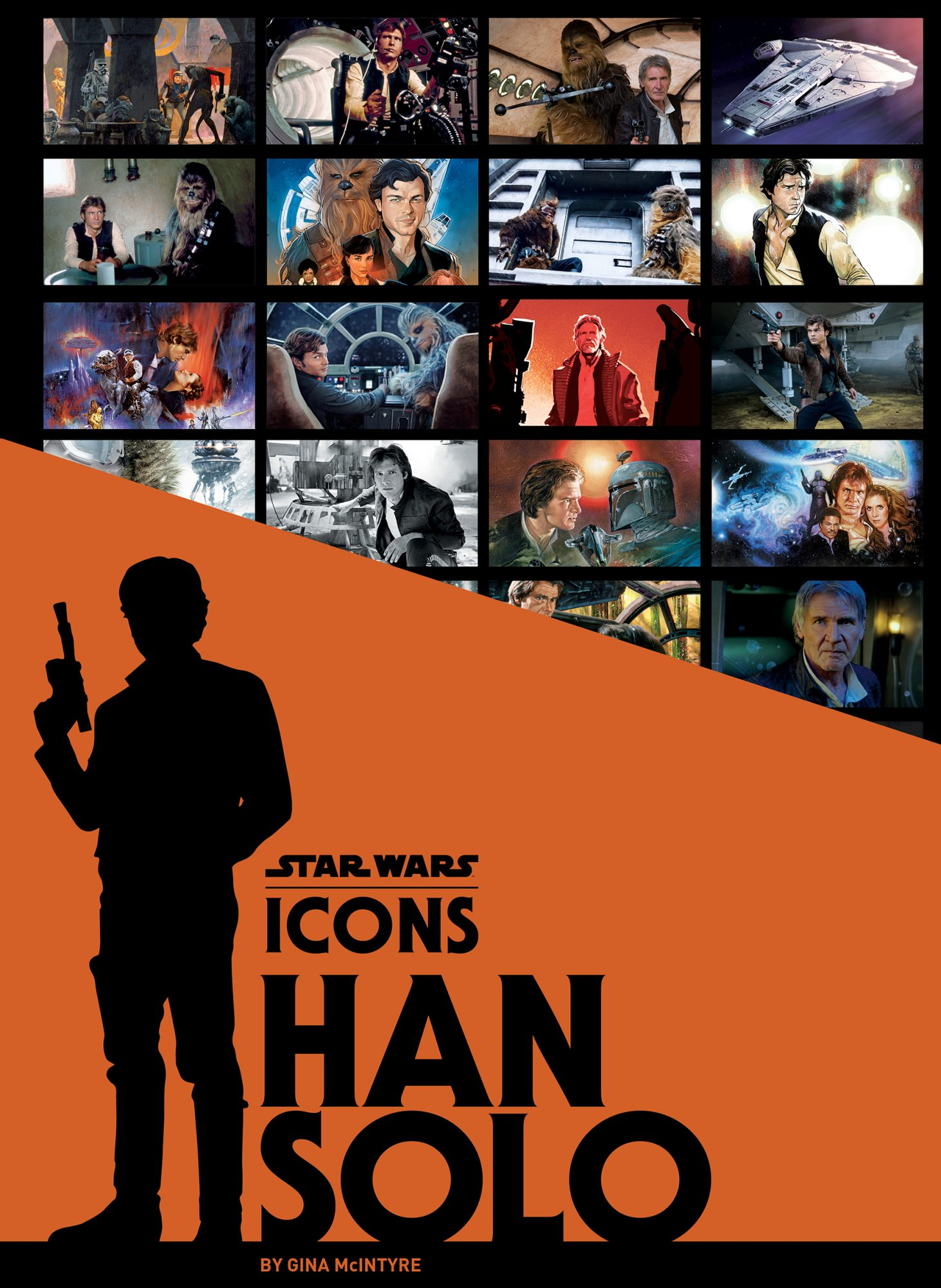 Star Wars Icons: Han Solo by Gina McIntyreCredit: Insight Editions