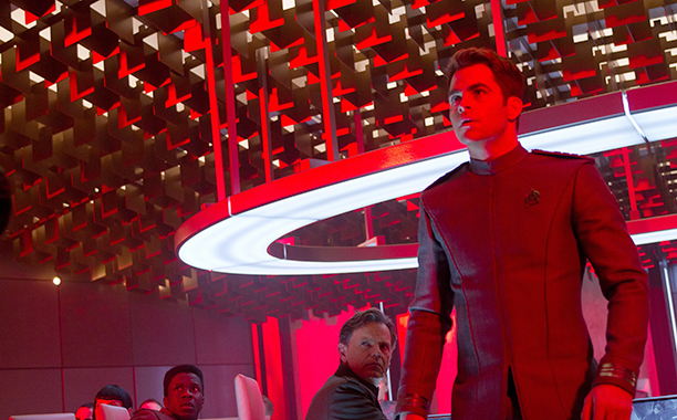 'Star Trek Into Darkness' (2013) - Capt. James T. Kirk