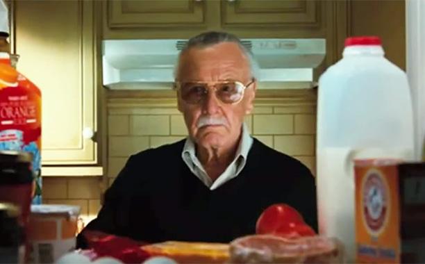 Milwaukee Man in Kitchen in The Incredible Hulk (2008)