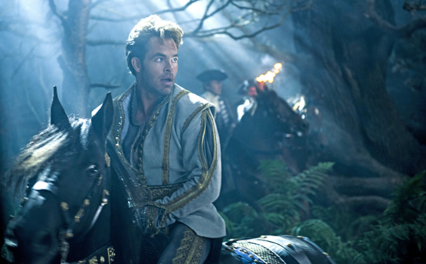 'Into the Woods' (2014) - Cinderella's Prince