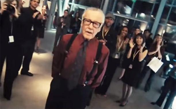 Larry King in Iron Man 2 (2010)