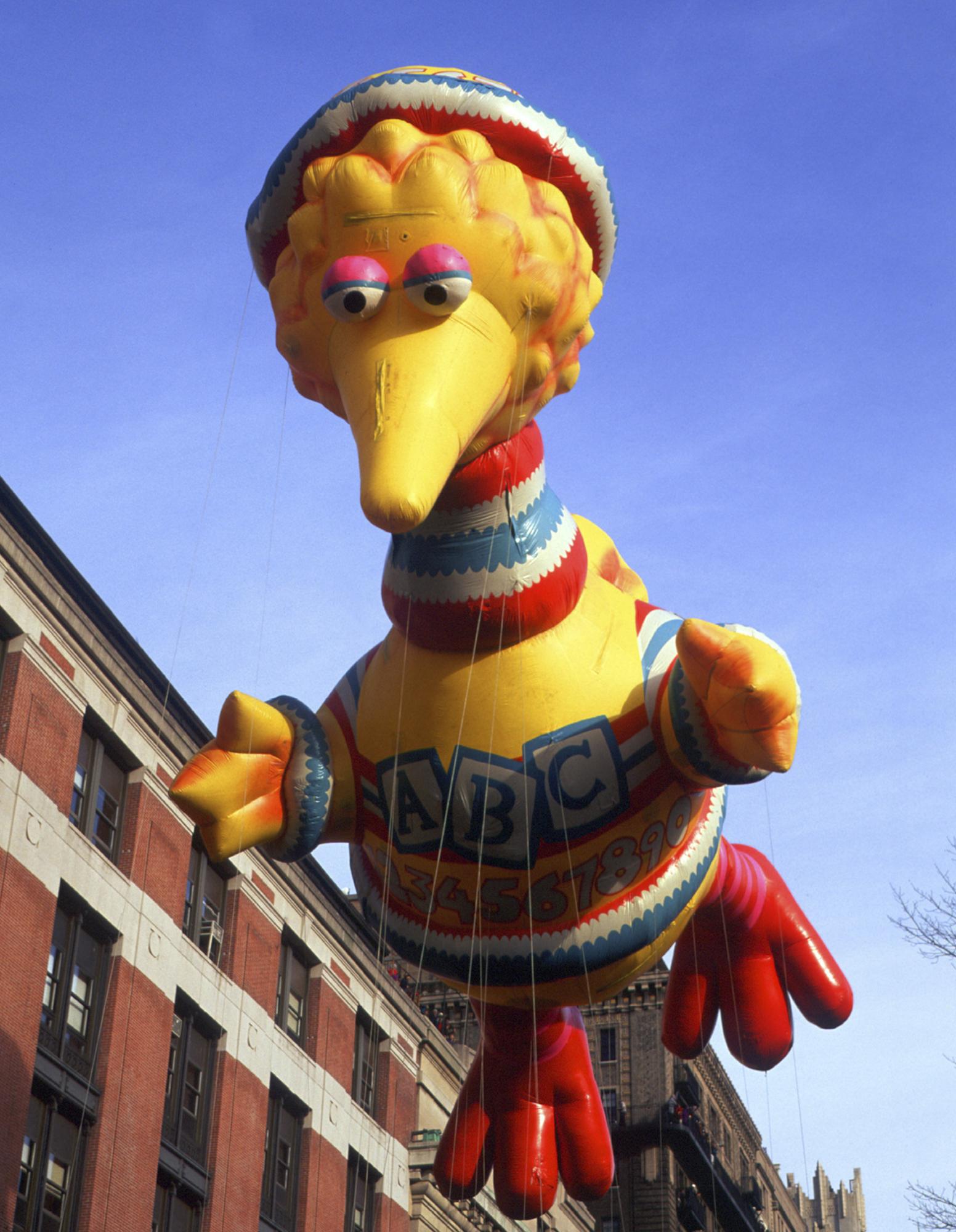 72nd Macys Thanksgiving Day Parade