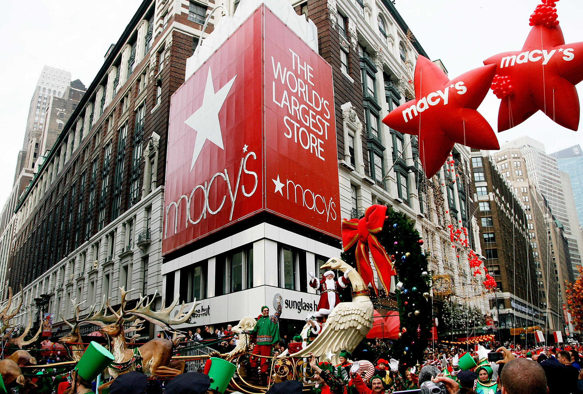 81st Annual Macy's Thanksgiving Day Parade
