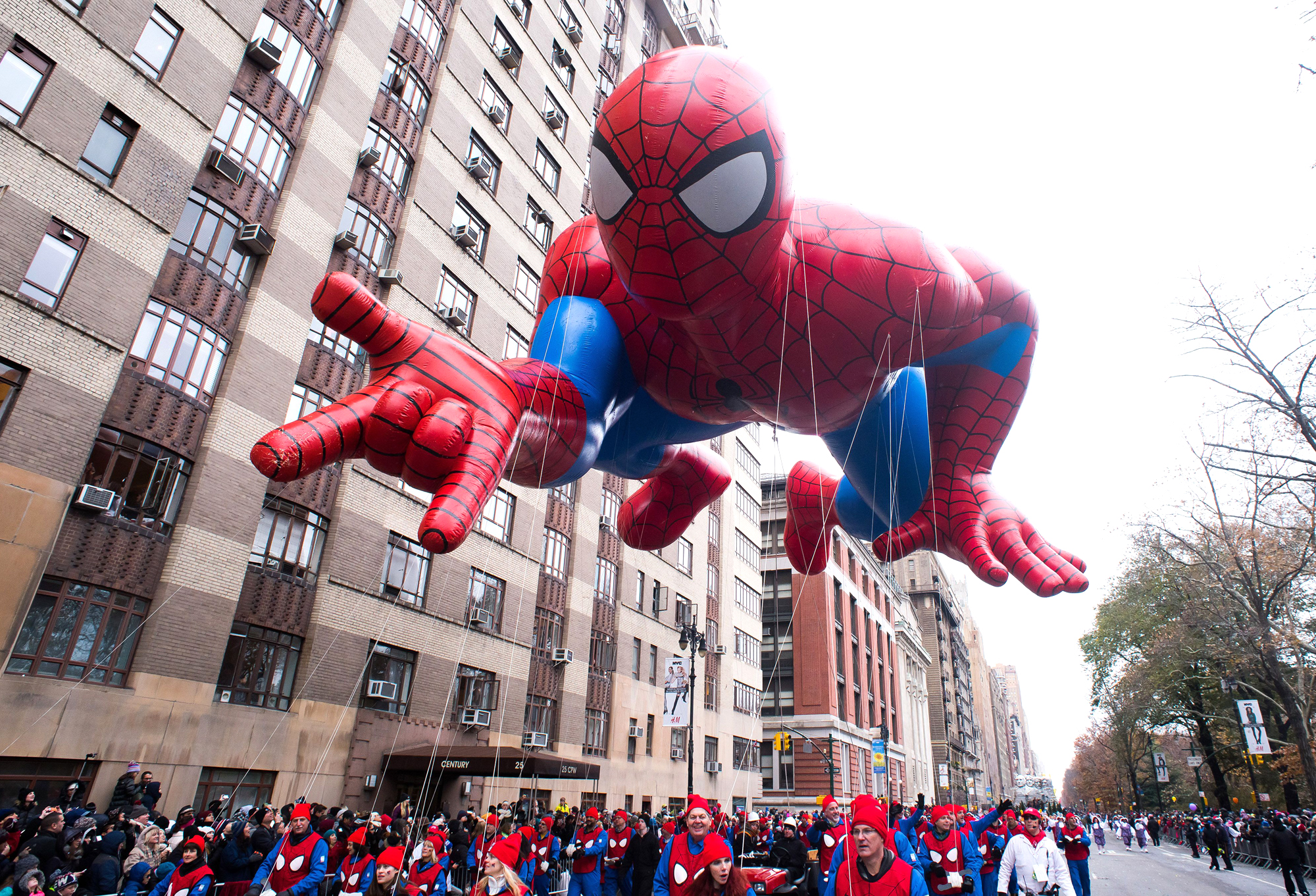 Thanksgiving Day Parade, New York, USA