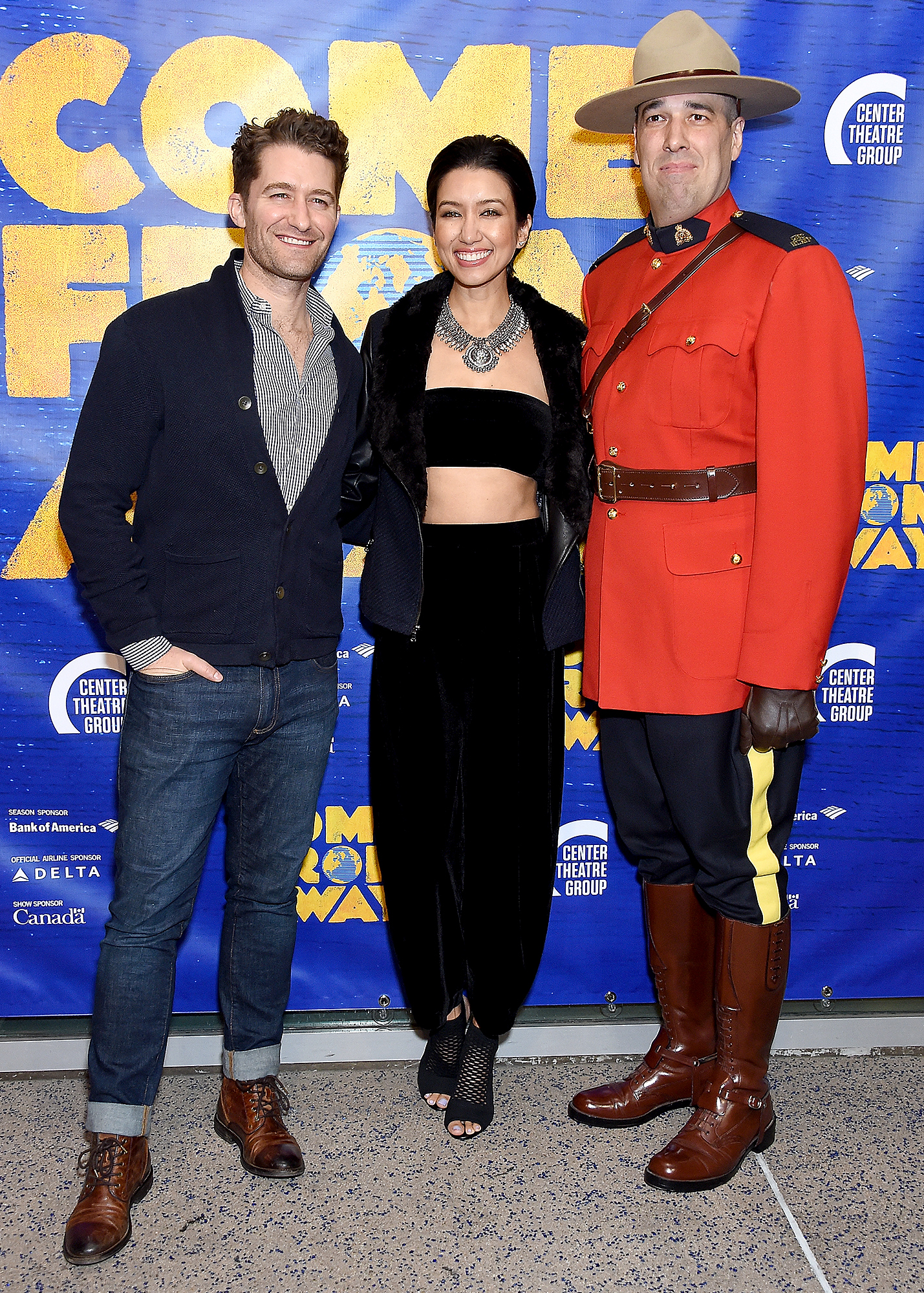 """Come From Away"" Opening Night Performance - Arrivals"