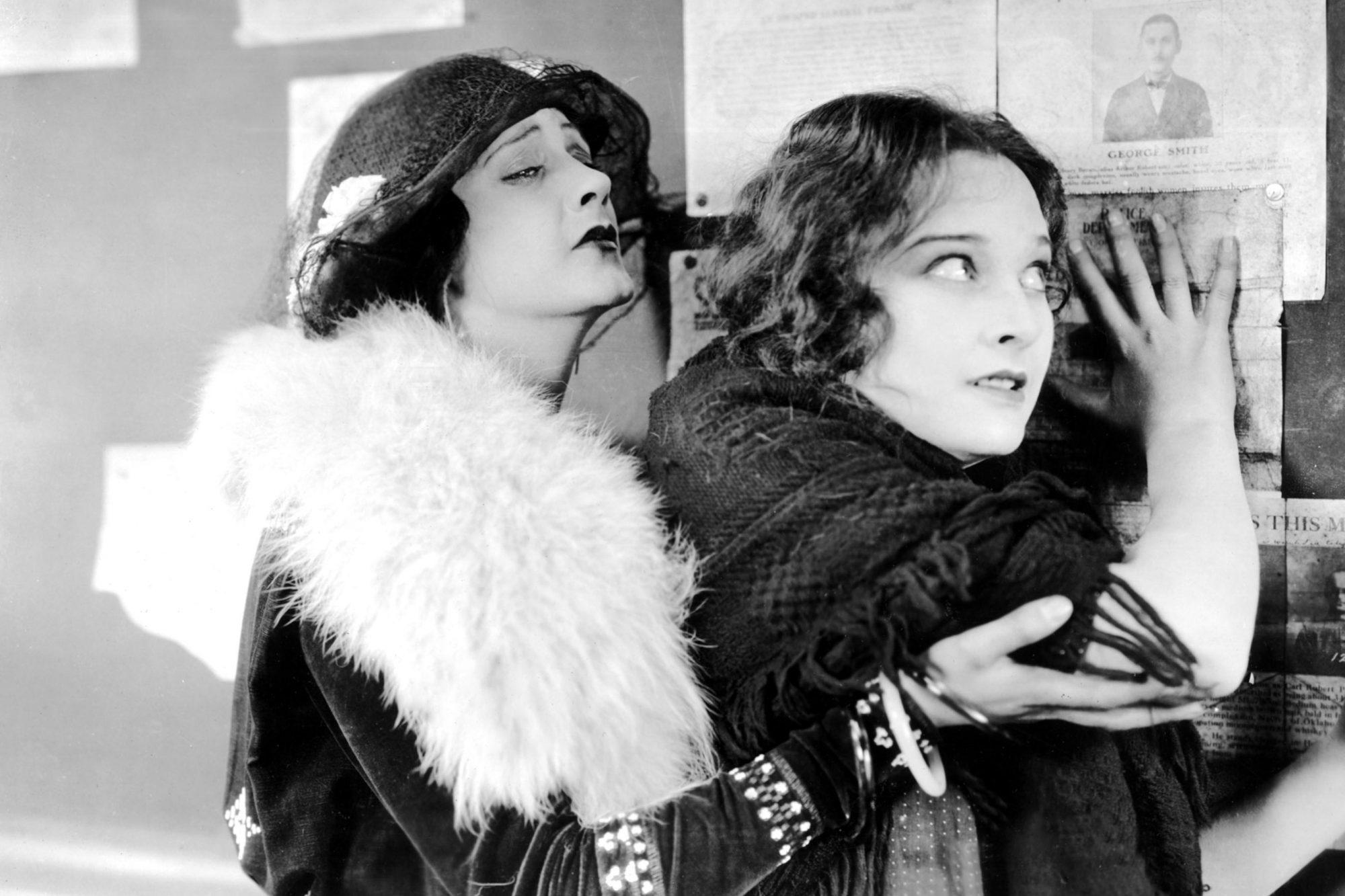 SOULS FOR SALE, Barbara La Marr, Eleanor Boardman, 1923