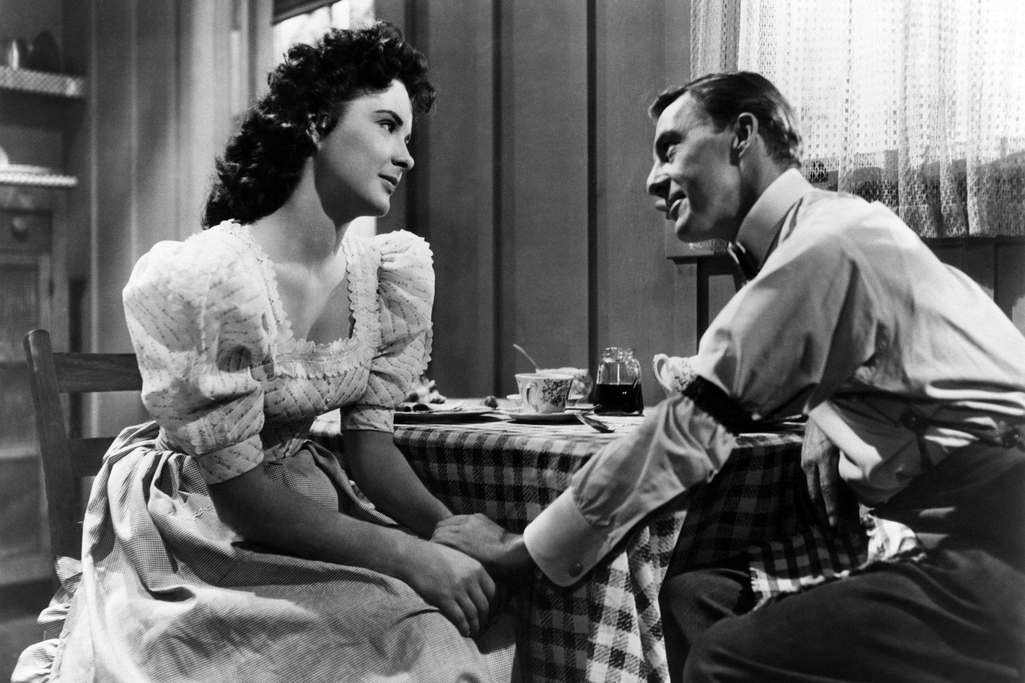 WAIT TILL THE SUN SHINES, NELLIE, Jean Peters, David Wayne, 1952, ©20th Century Fox, TM & Copyright/