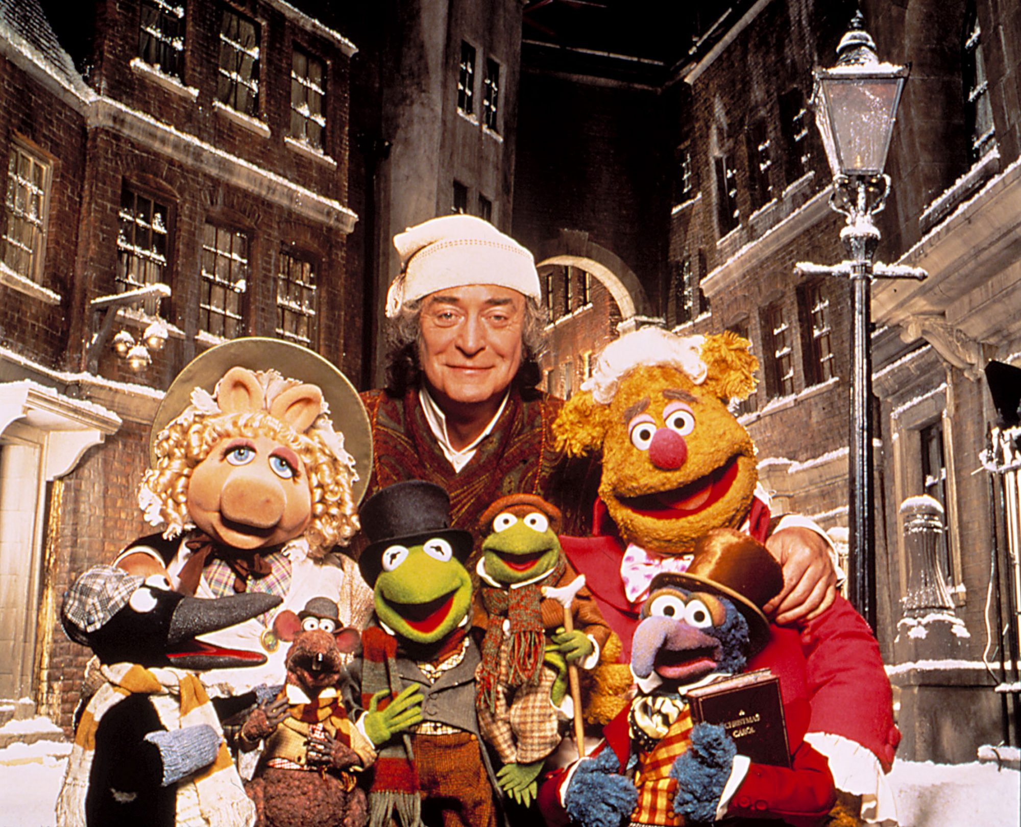 8. The Muppet Christmas Carol (1992)