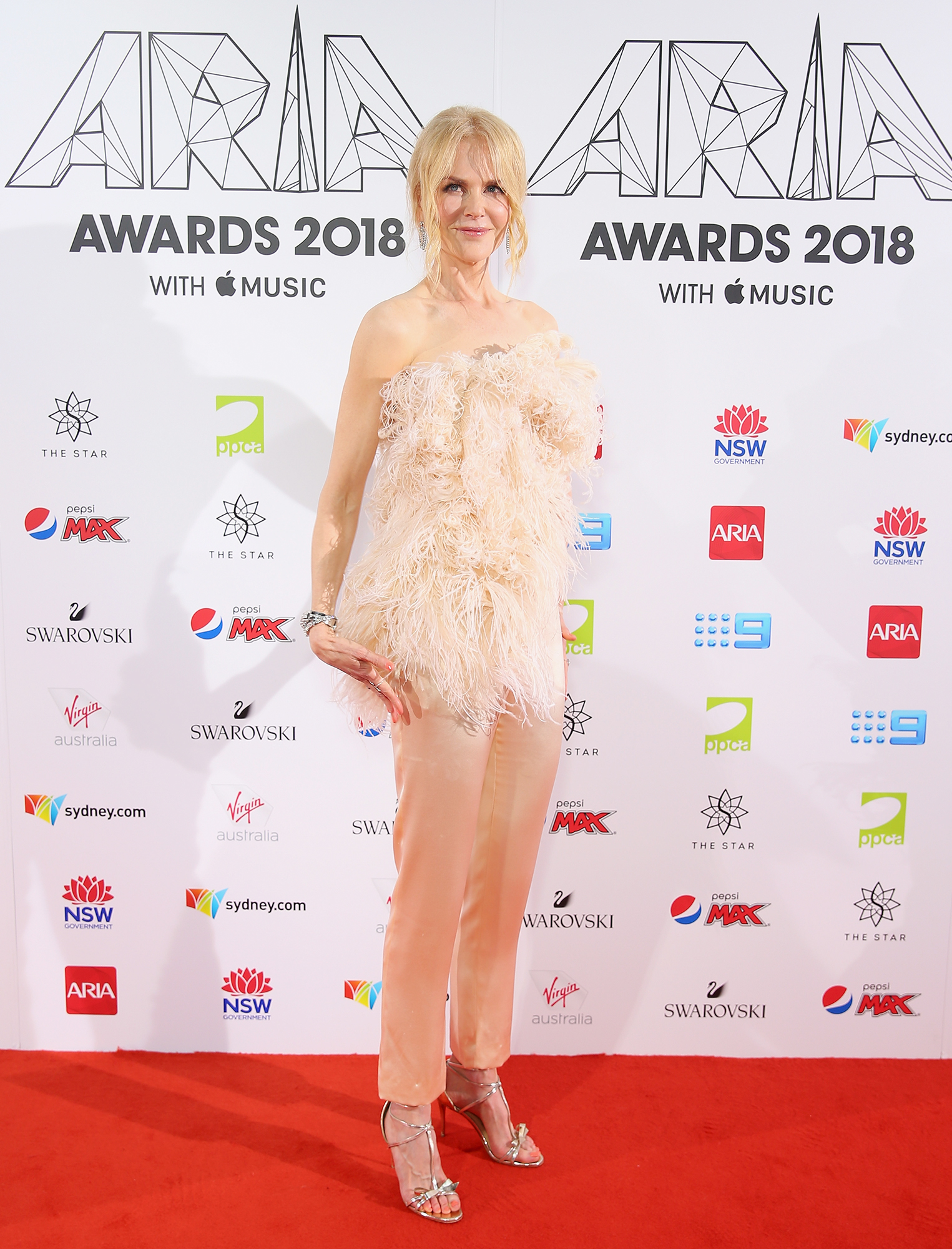 32nd Annual ARIA Awards 2018 - Arrivals