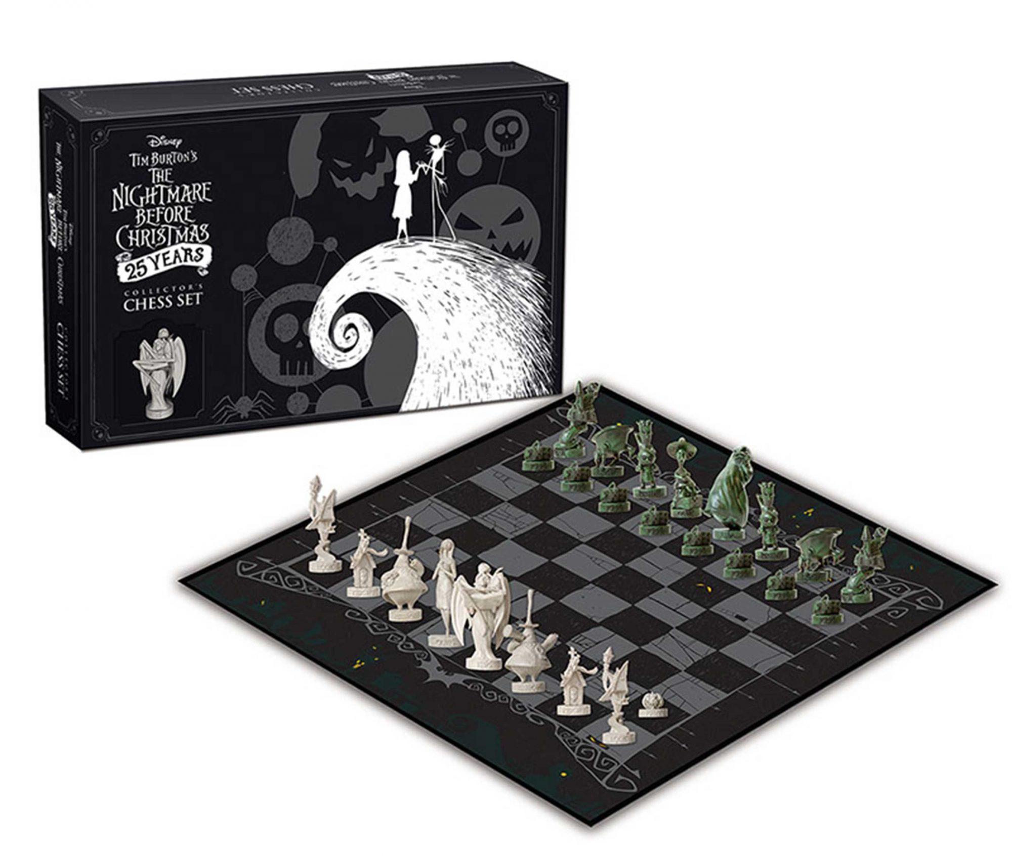 Nightmare-chess-set