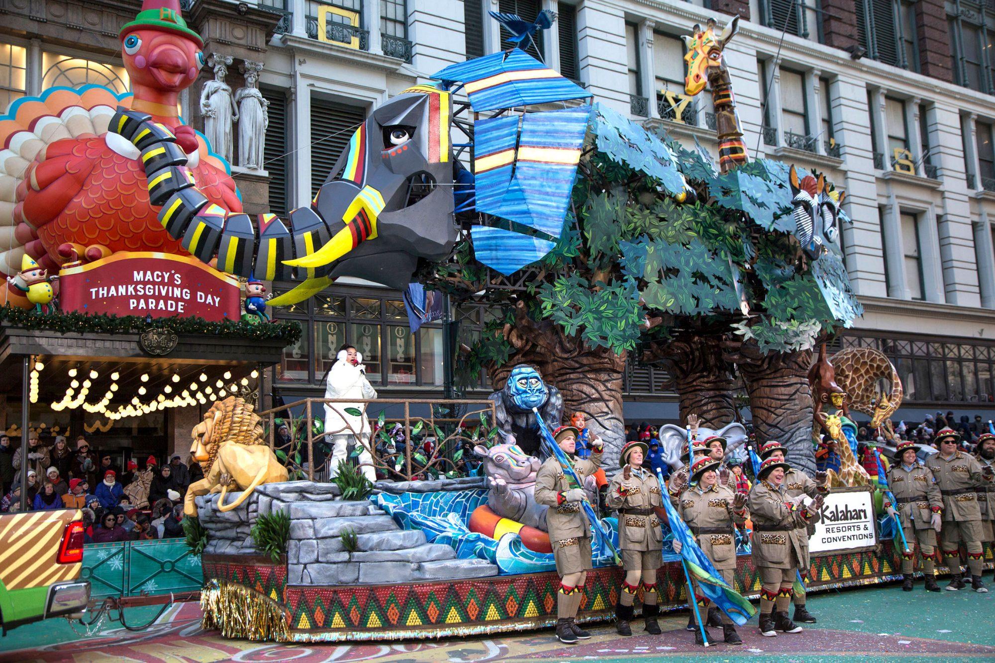 Macy's Thanksgiving Day Parade - Season 92