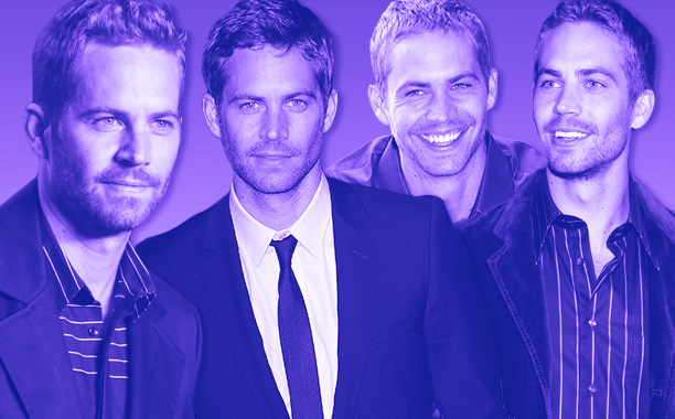 Paul Walker Through The Years