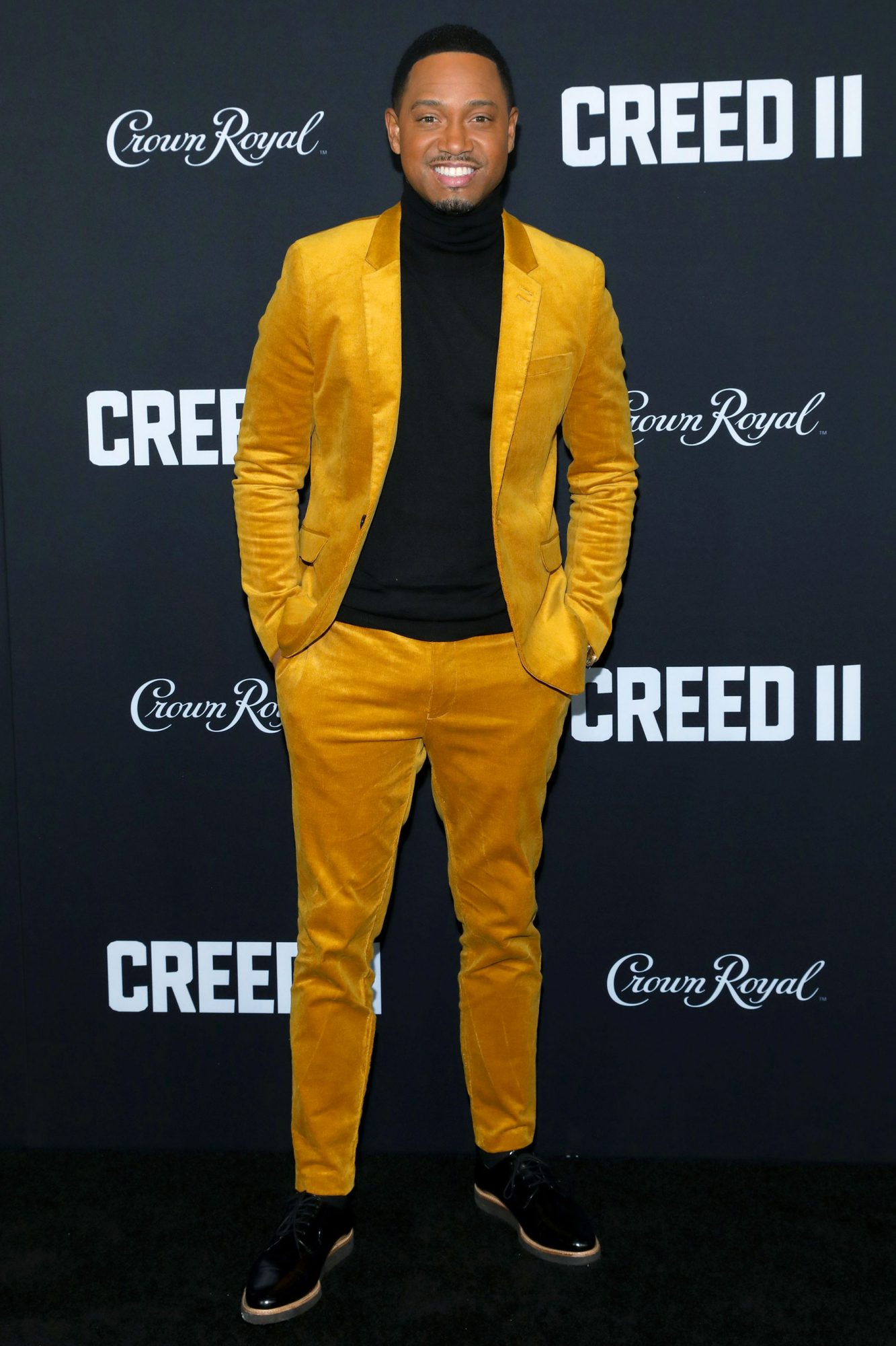'Creed II' film premiere, Arrivals, New York, USA - 14 Nov 2018