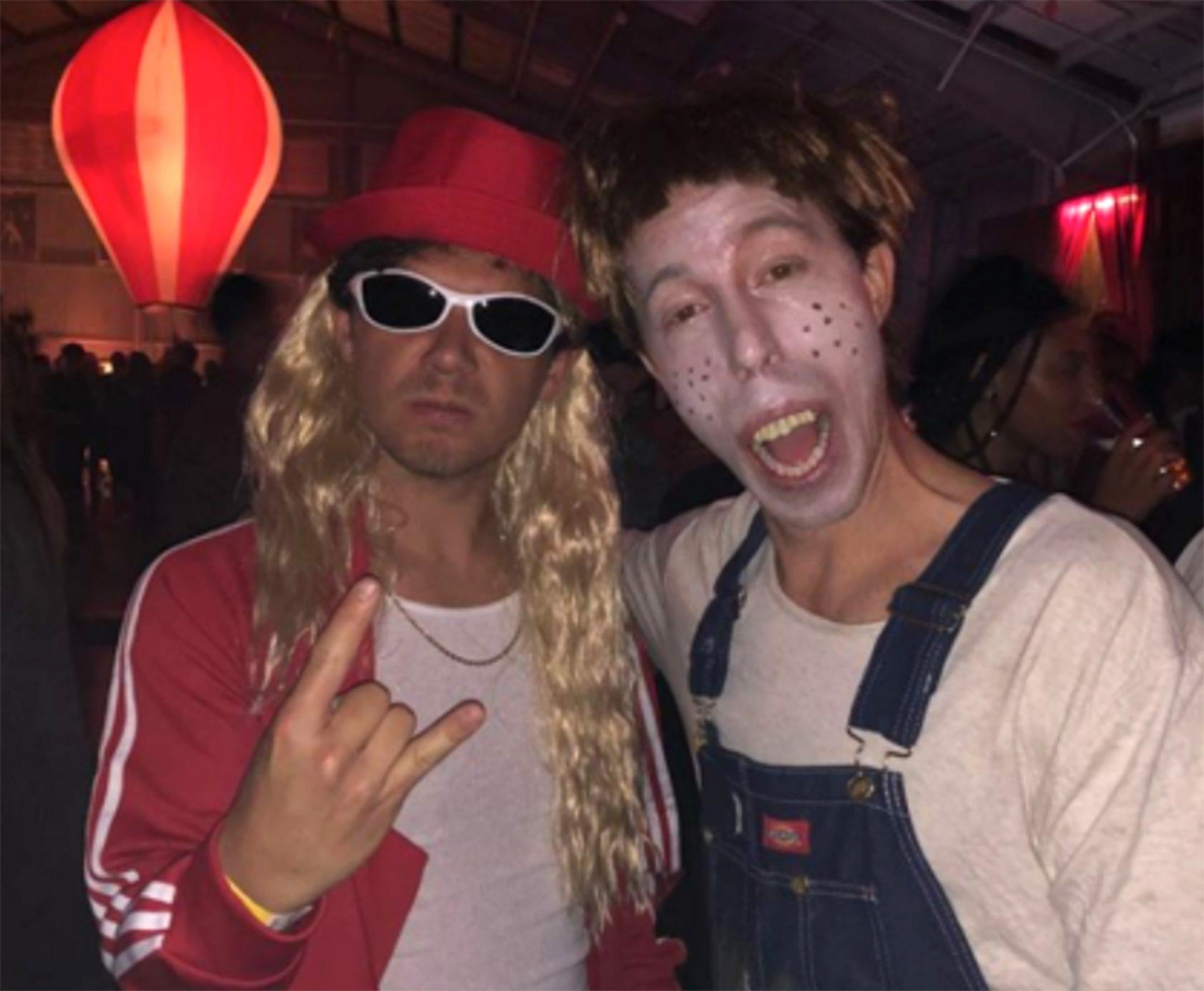Shaun White Simple Jack costumeCredit: Shaun White/Instagram