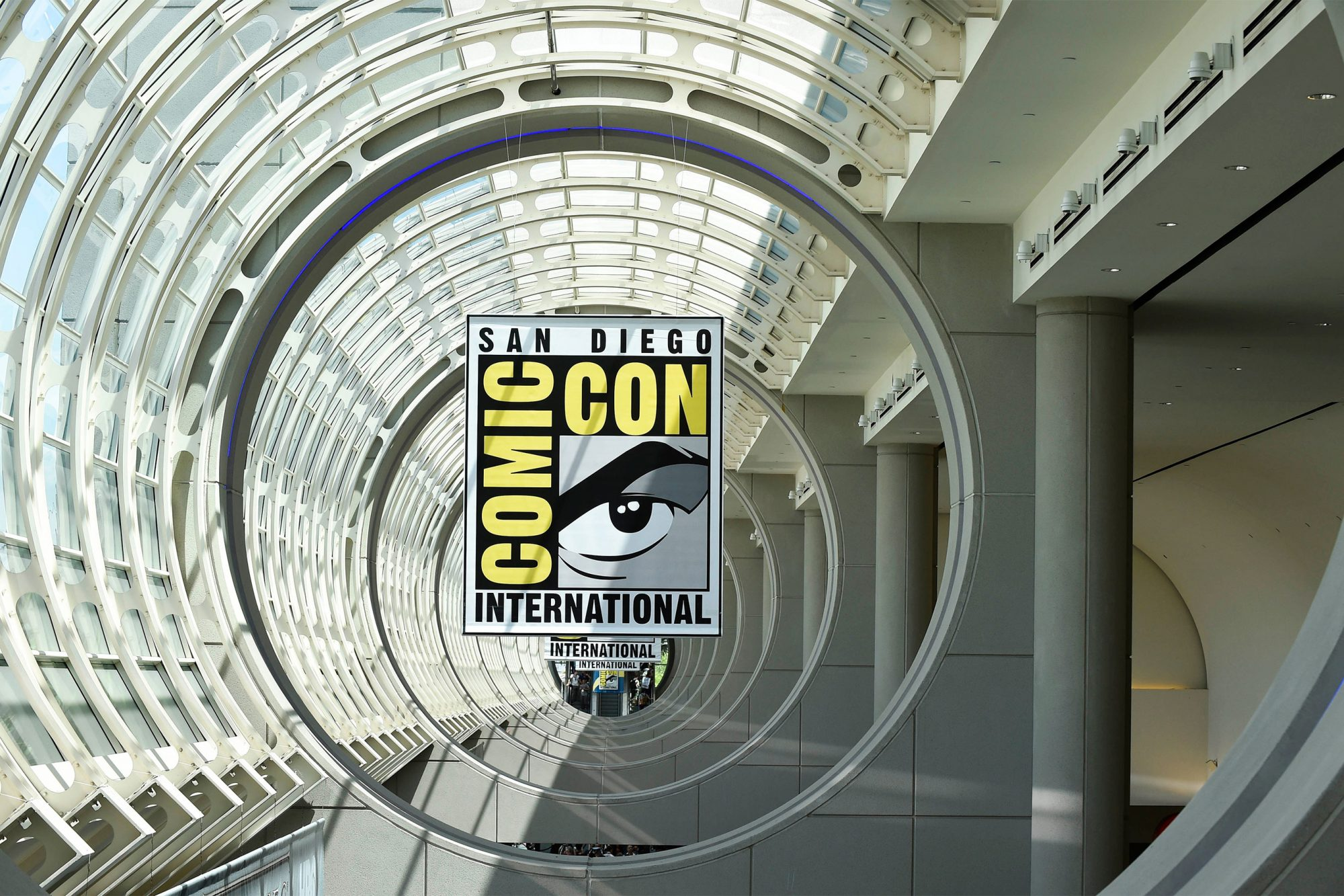2014 Comic-Con - Atmosphere, San Diego, USA - 24 Jul 2014