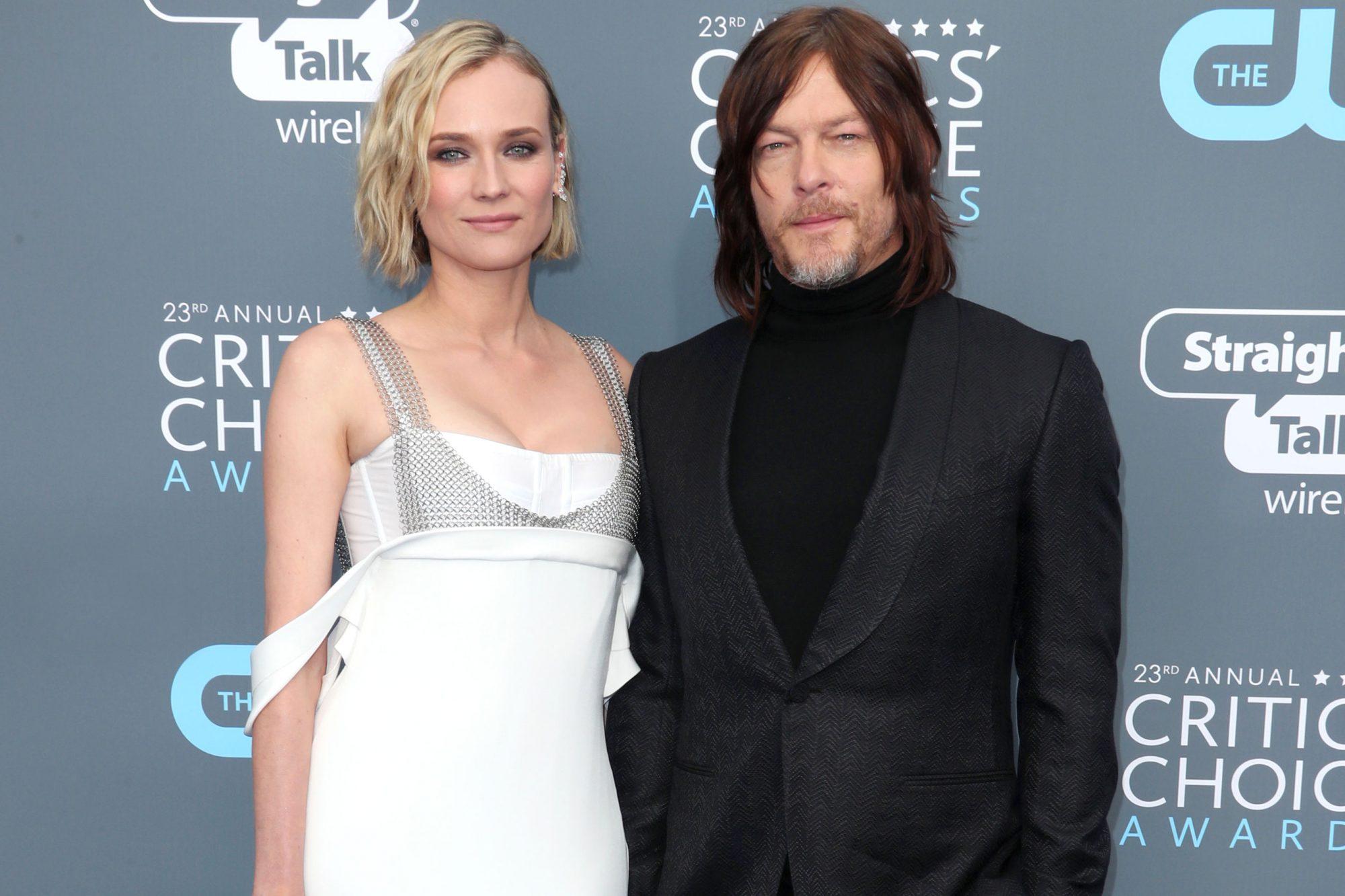 Critics' Choice Awards, Arrivals, Los Angeles, USA - 11 Jan 2018