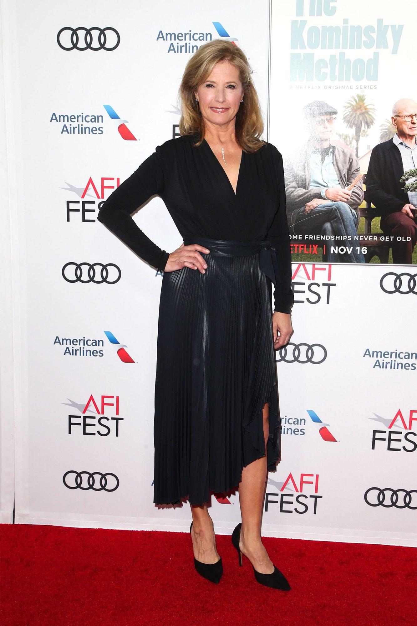 'The Kominsky Method' film screening, AFI Fest, Los Angeles, USA - 10 Nov 2018