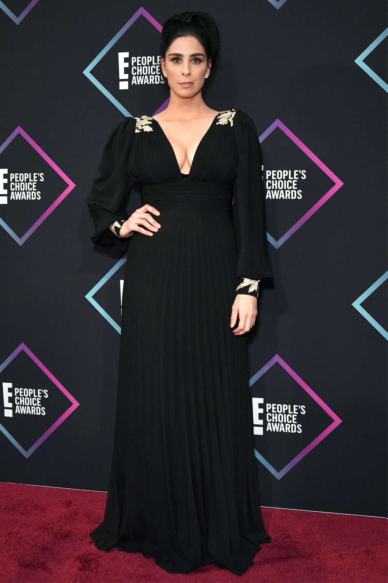 People's Choice Awards, Press Room, Los Angeles, USA - 11 Nov 2018