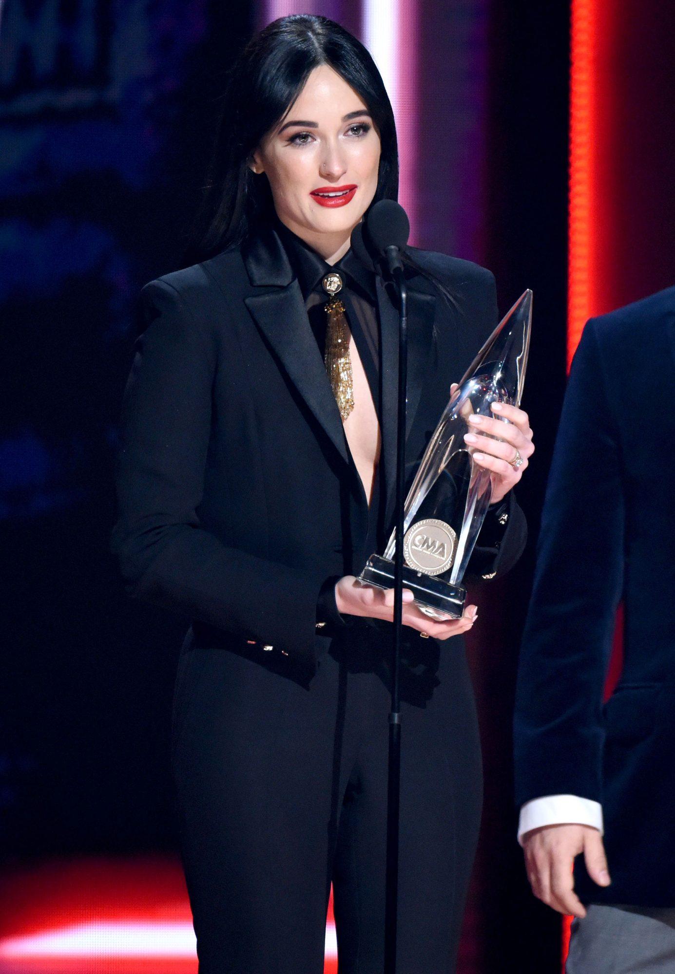 52nd Annual CMA Awards, Show, Nashville, USA - 14 Nov 2018