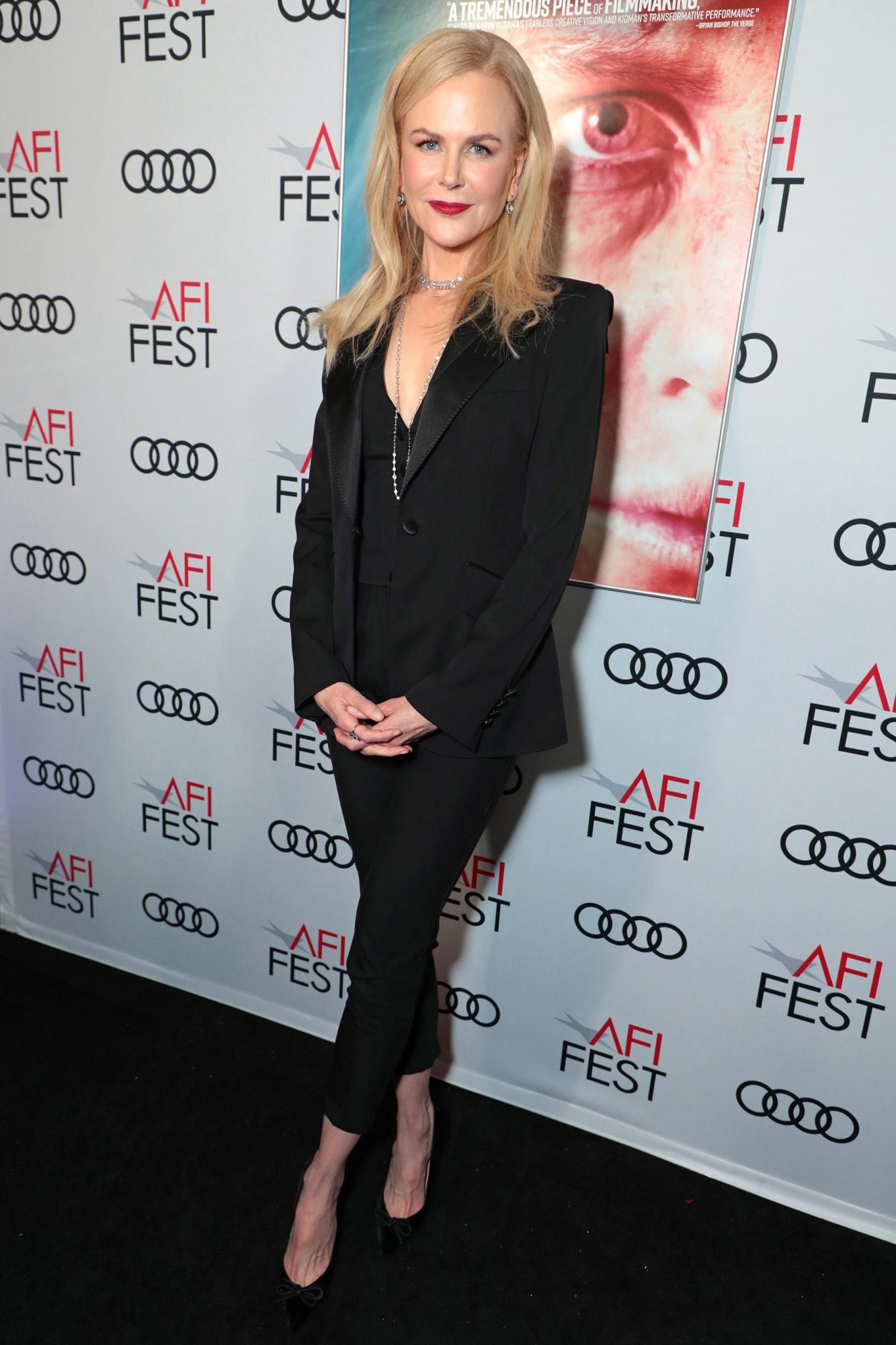 An Evening with Nicole Kidman at Annapurna Pictures 'Destroyer' special screening at AFI Fest 2018, Los Angeles, CA, USA - 13 November 2018