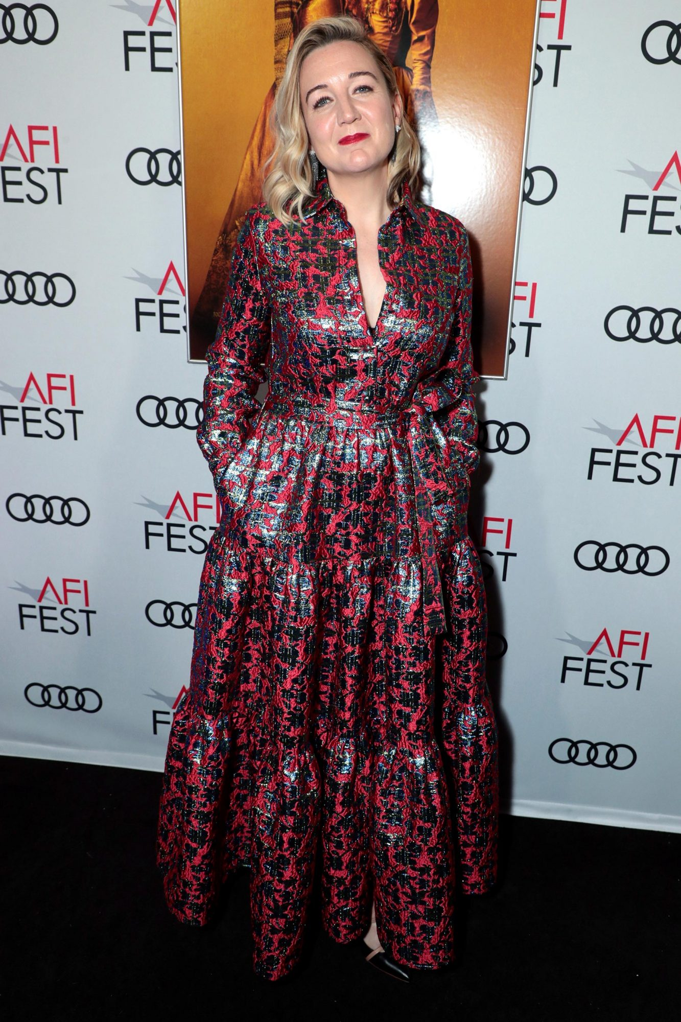 Focus Features 'Mary Queen of Scots' closing night gala screening of AFI FEST 2018, Los Angeles, CA, USA - 15 November 2018