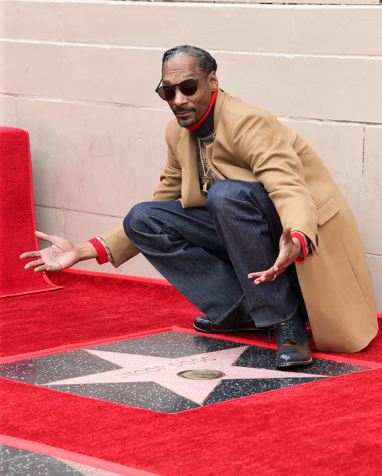 Snoop Dogg Receives a Star on the Hollywood Walk of Fame, Los Angeles, USA - 19 Nov 2018