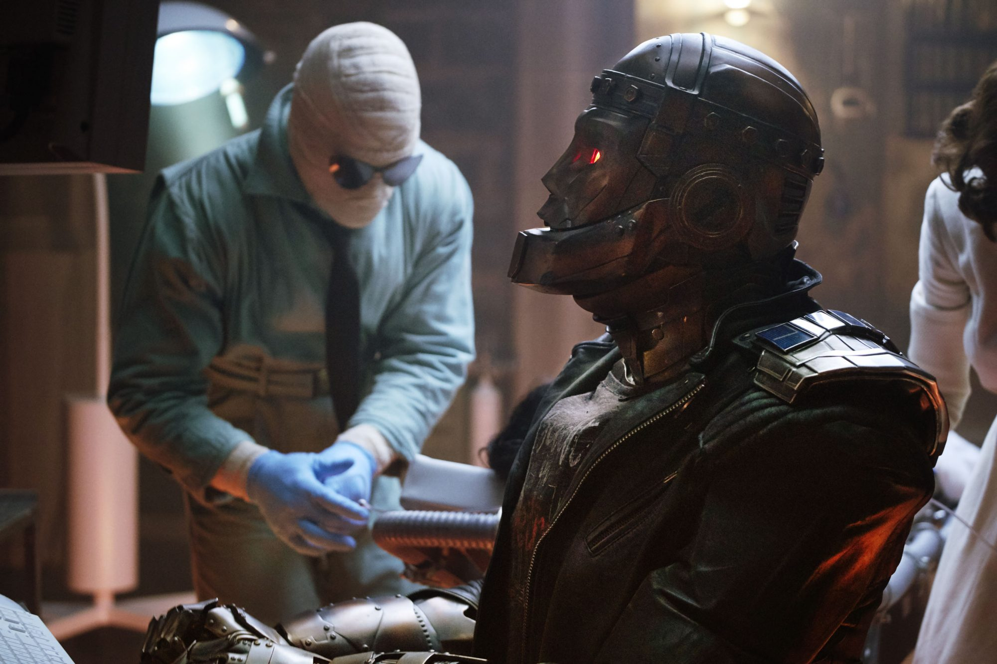 Doom Patrol What We Know About Dc Universe S Titans Spinoff Ew Com