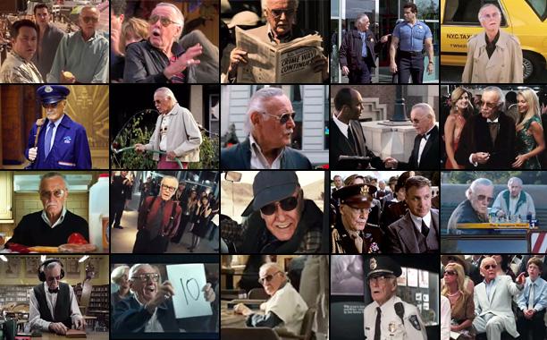 Spotting Stan Lee