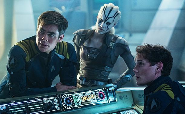 'Star Trek Beyond' (2016) - Capt. James T. Kirk